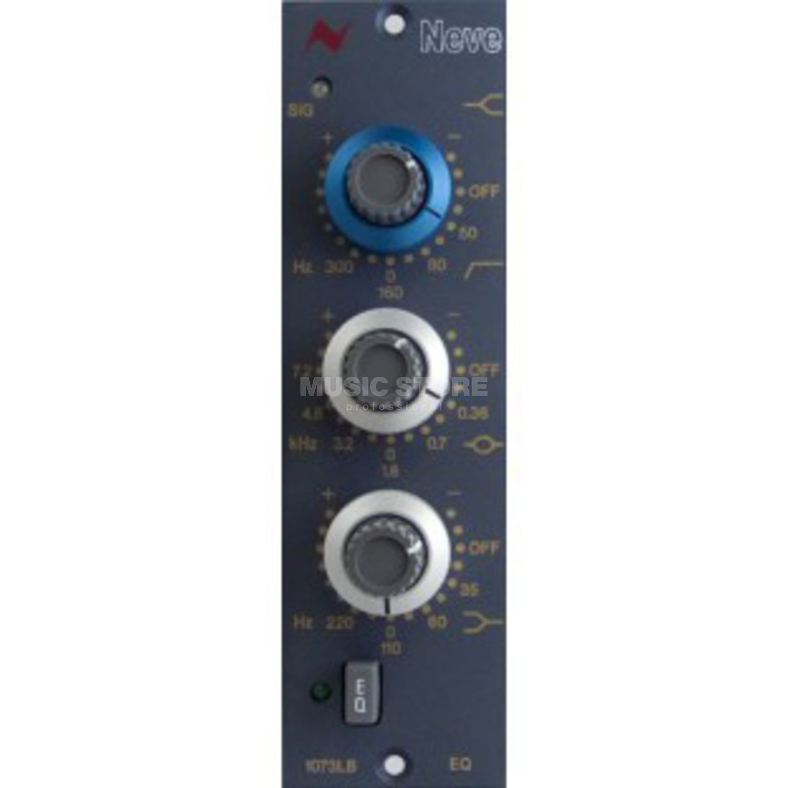 AMS Neve 1073 LB EQ Mono EQ Modul 500-Series and Lunchbox Produktbild