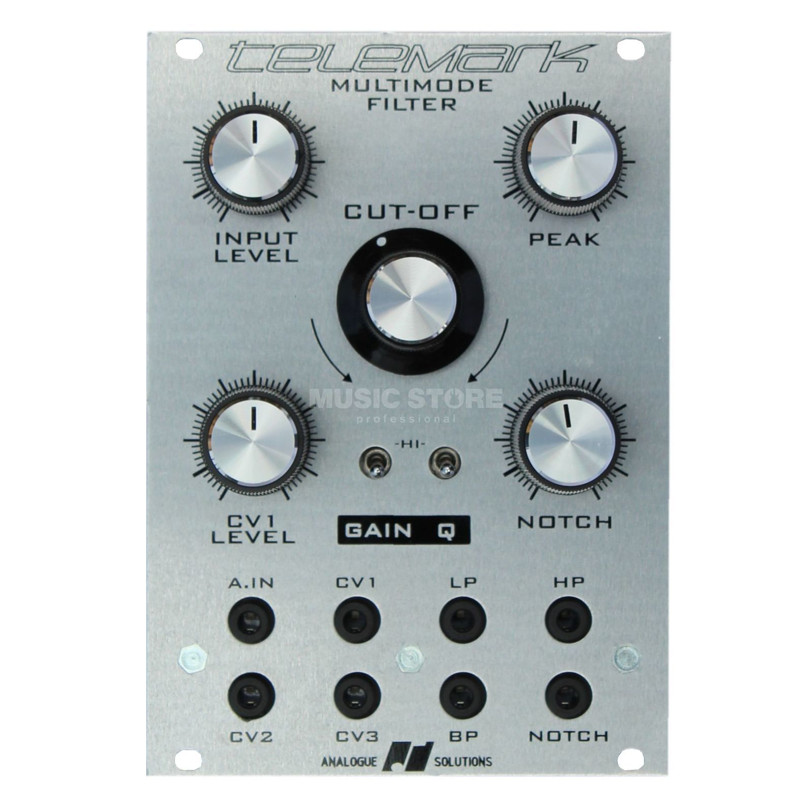 Analogue Solutions Telemark Filter Multimode Filter Produktbild