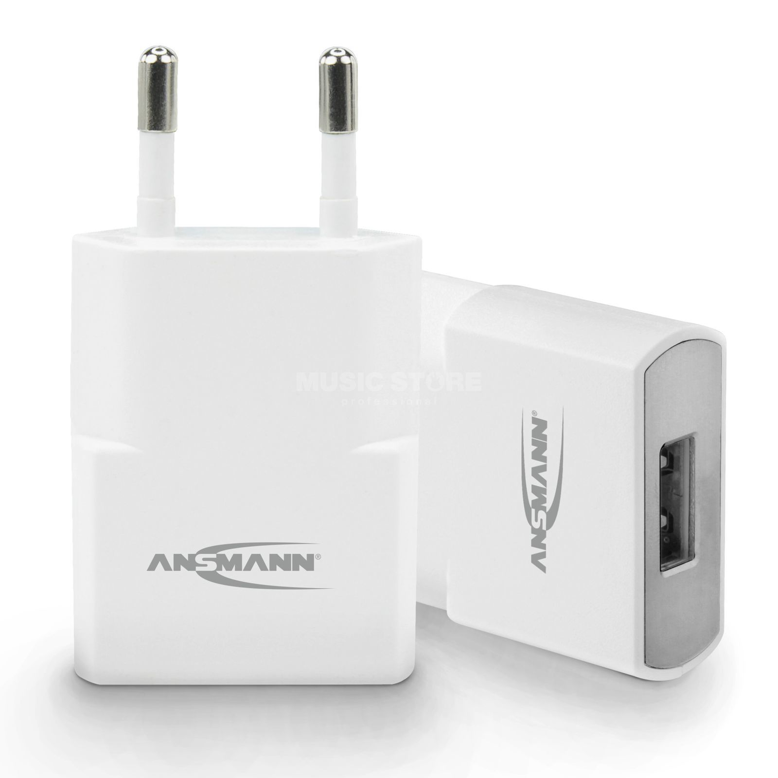 Ansmann High Speed USB Ladegerät 1.2A Product Image