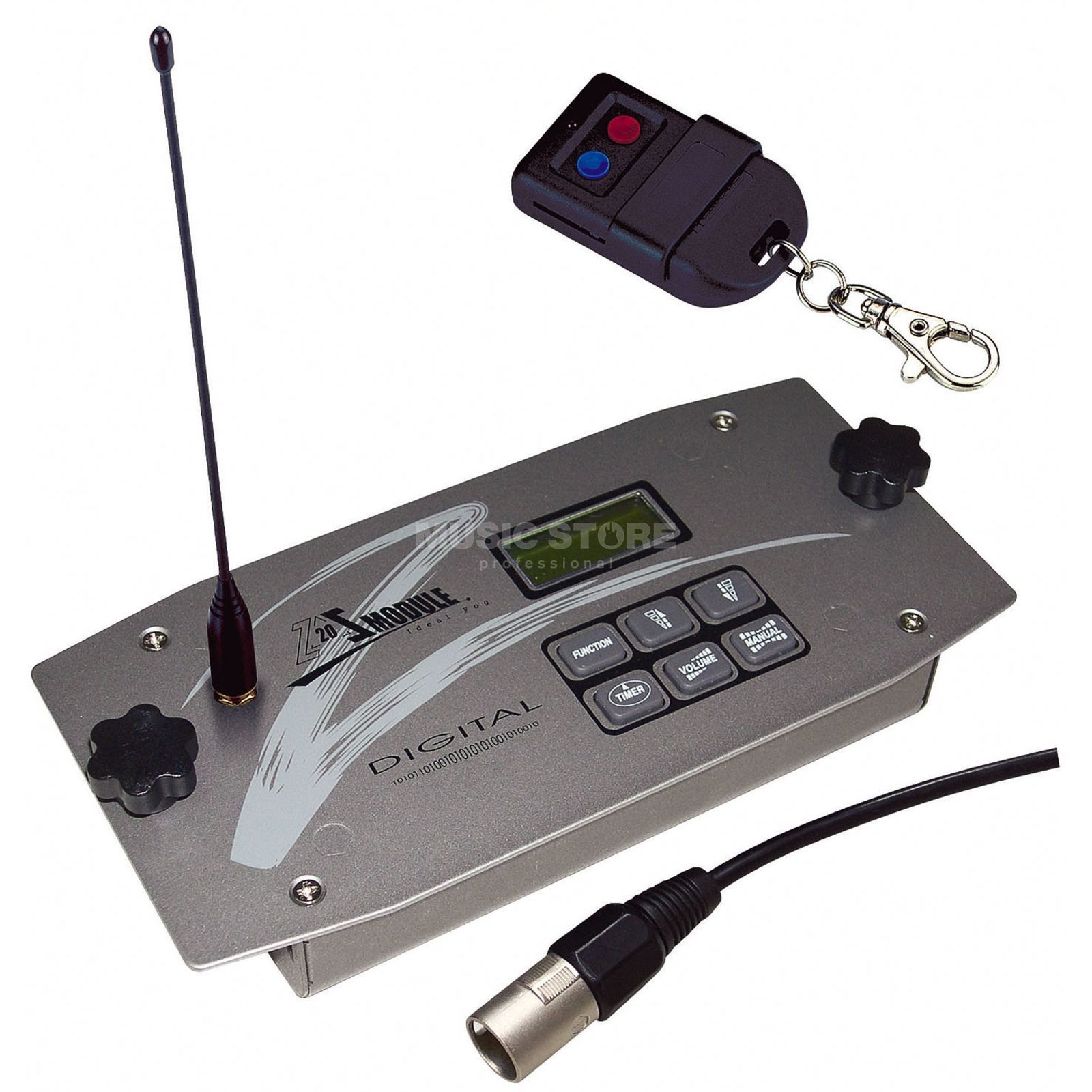 Antari Z-30 Wireless Remote for Z-1500II, Z-3000II Produktbillede
