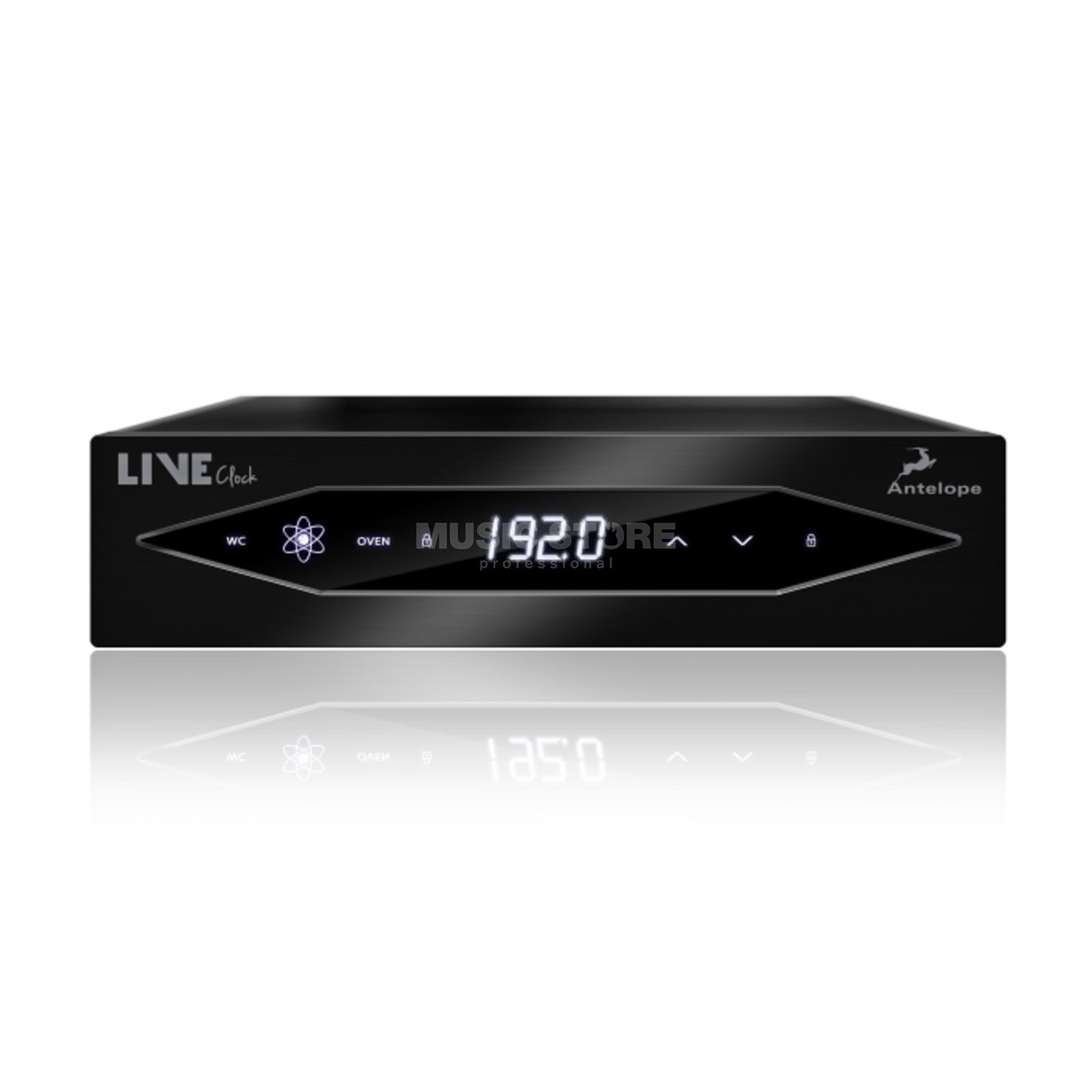 ANTELOPE LiveClock 192 kHz Master Clock Product Image