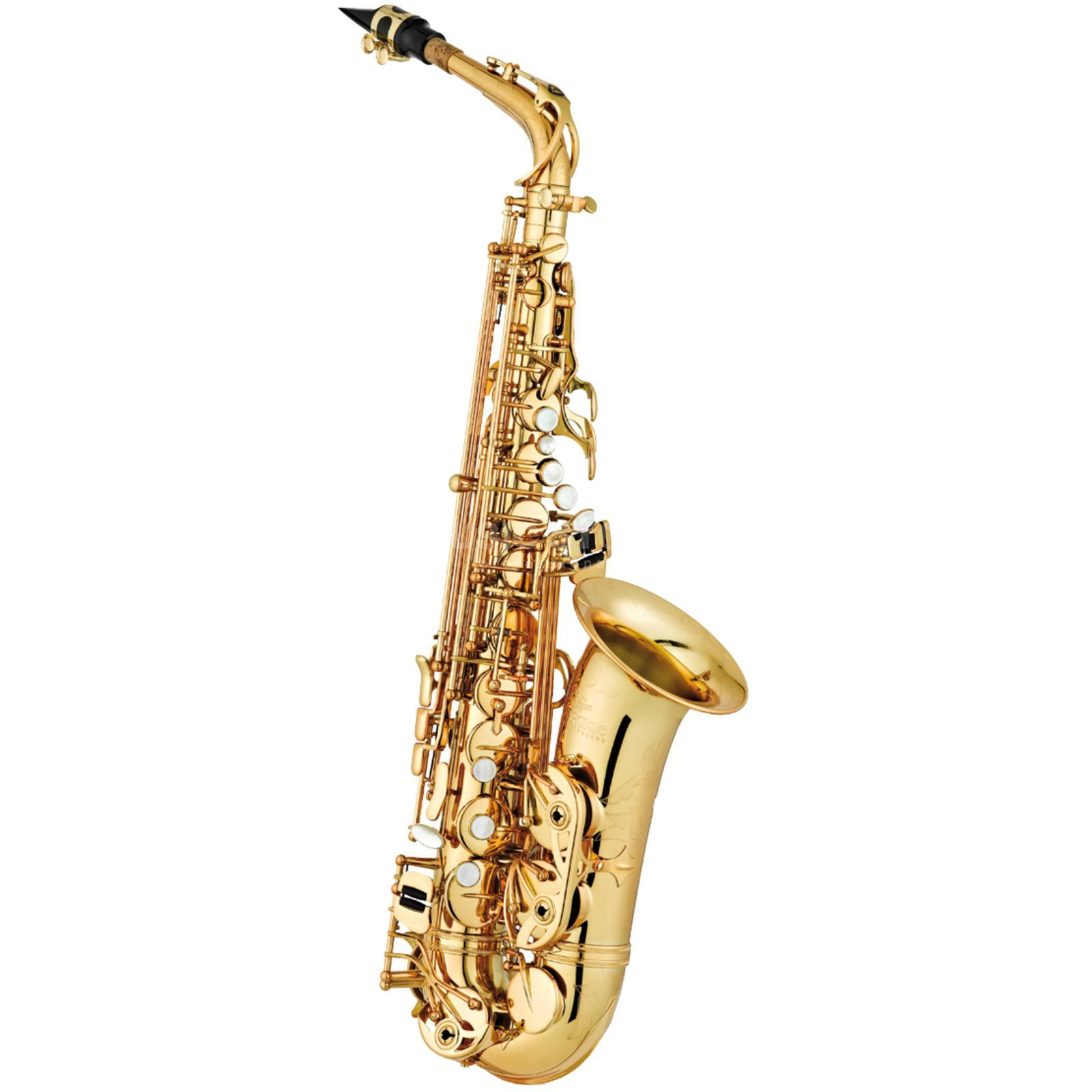 Antigua AS6200VLQ-GH Alt Sax Goldlack Product Image