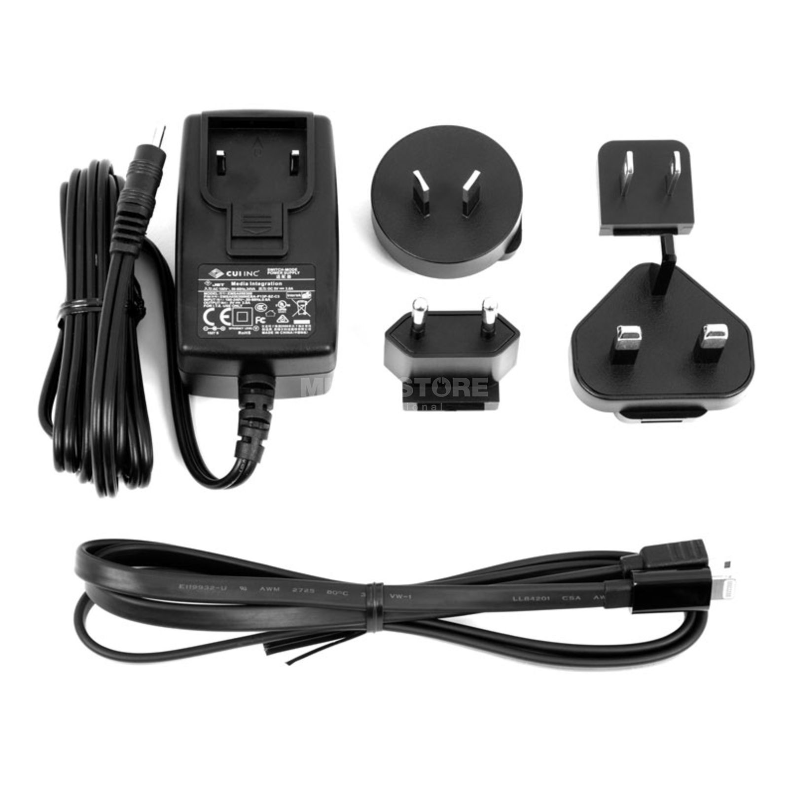 Apogee MiC Cable & Adapter Kit  Produktbillede