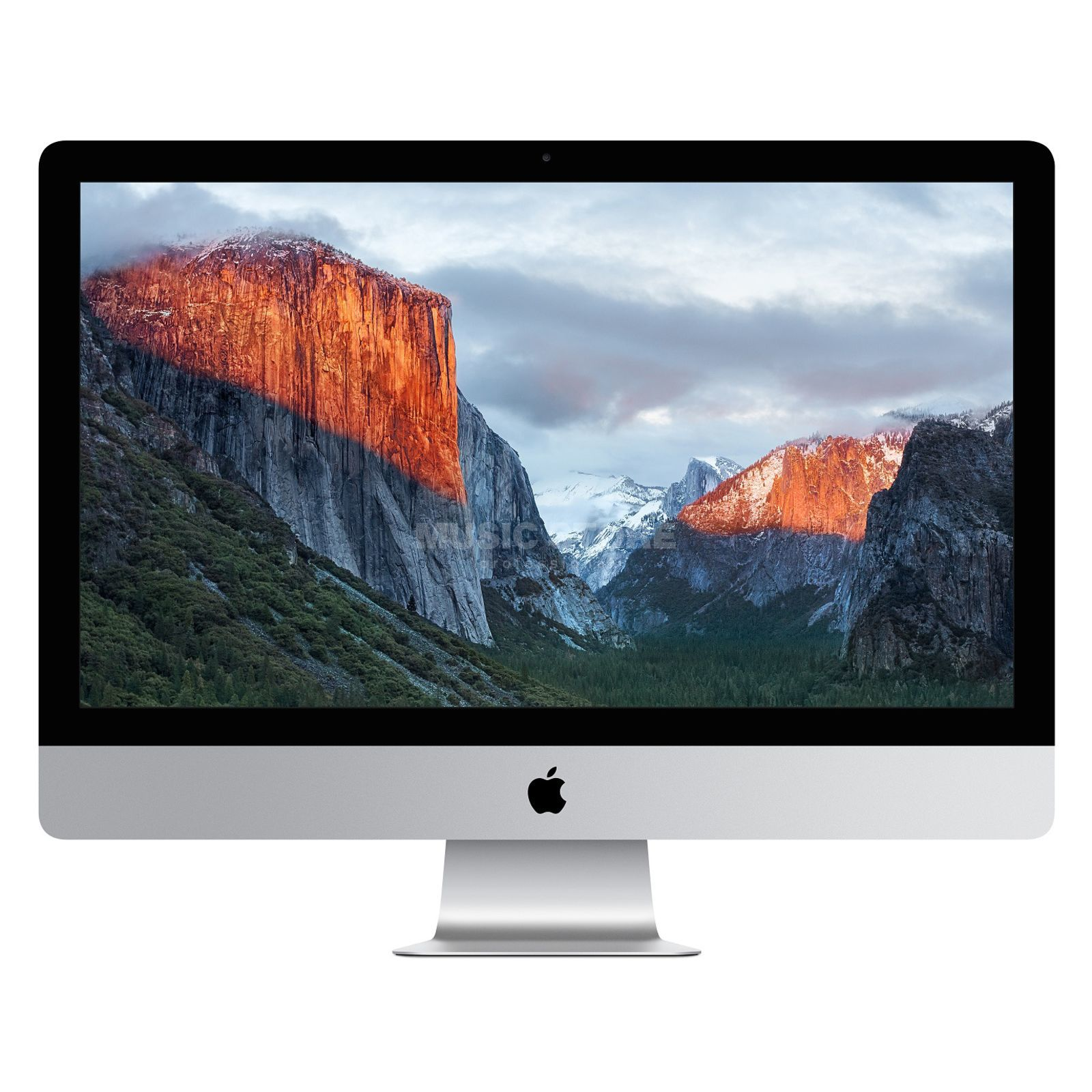"Apple iMac 21,5"" 4K 3,1 GHz i5 8GB RAM, 1TB, Intel HD 6200 Produktbild"