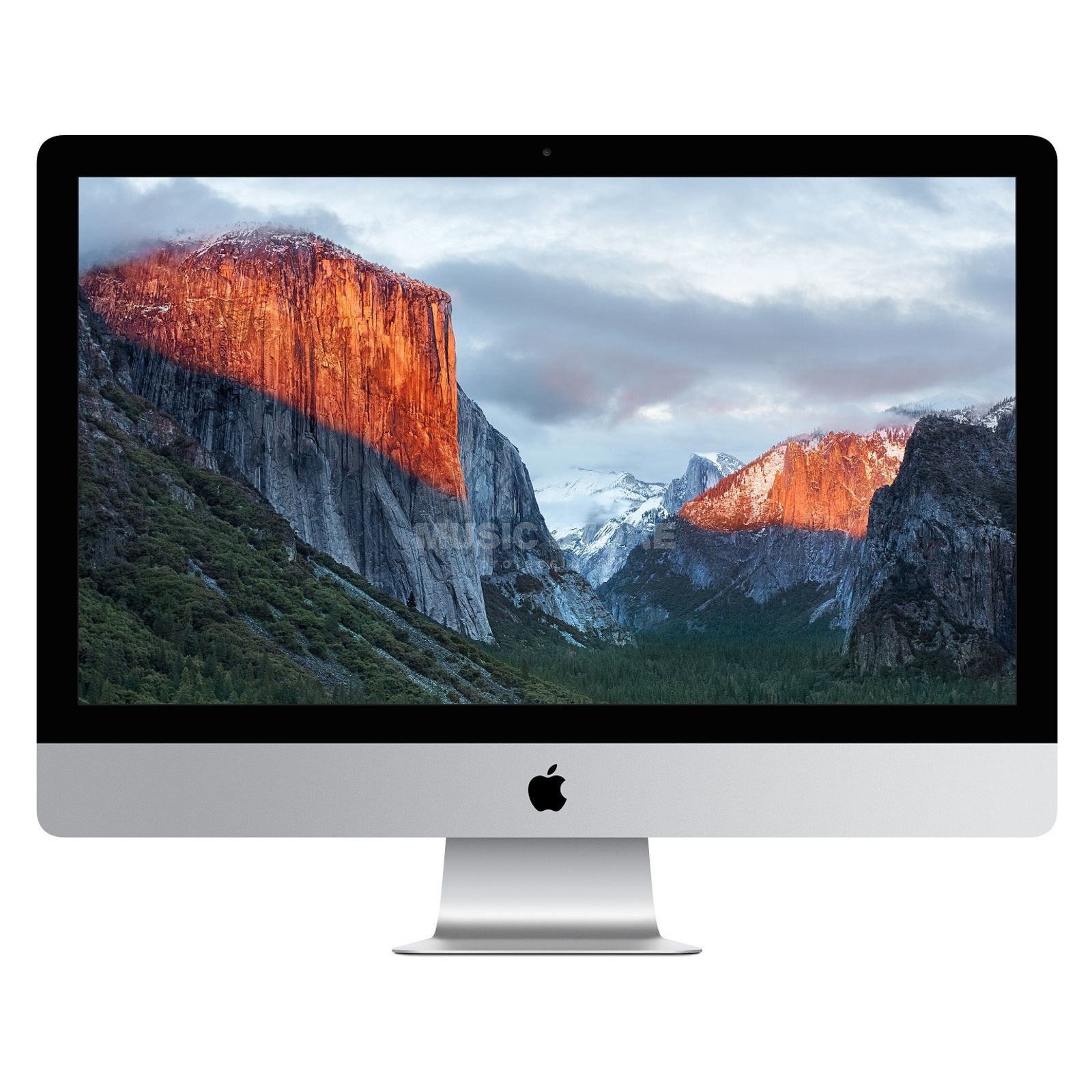 "Apple iMac 27"" 5K 3,2 GHz i5 8GB RAM, 1TB, AMD Radeon R9 Produktbild"