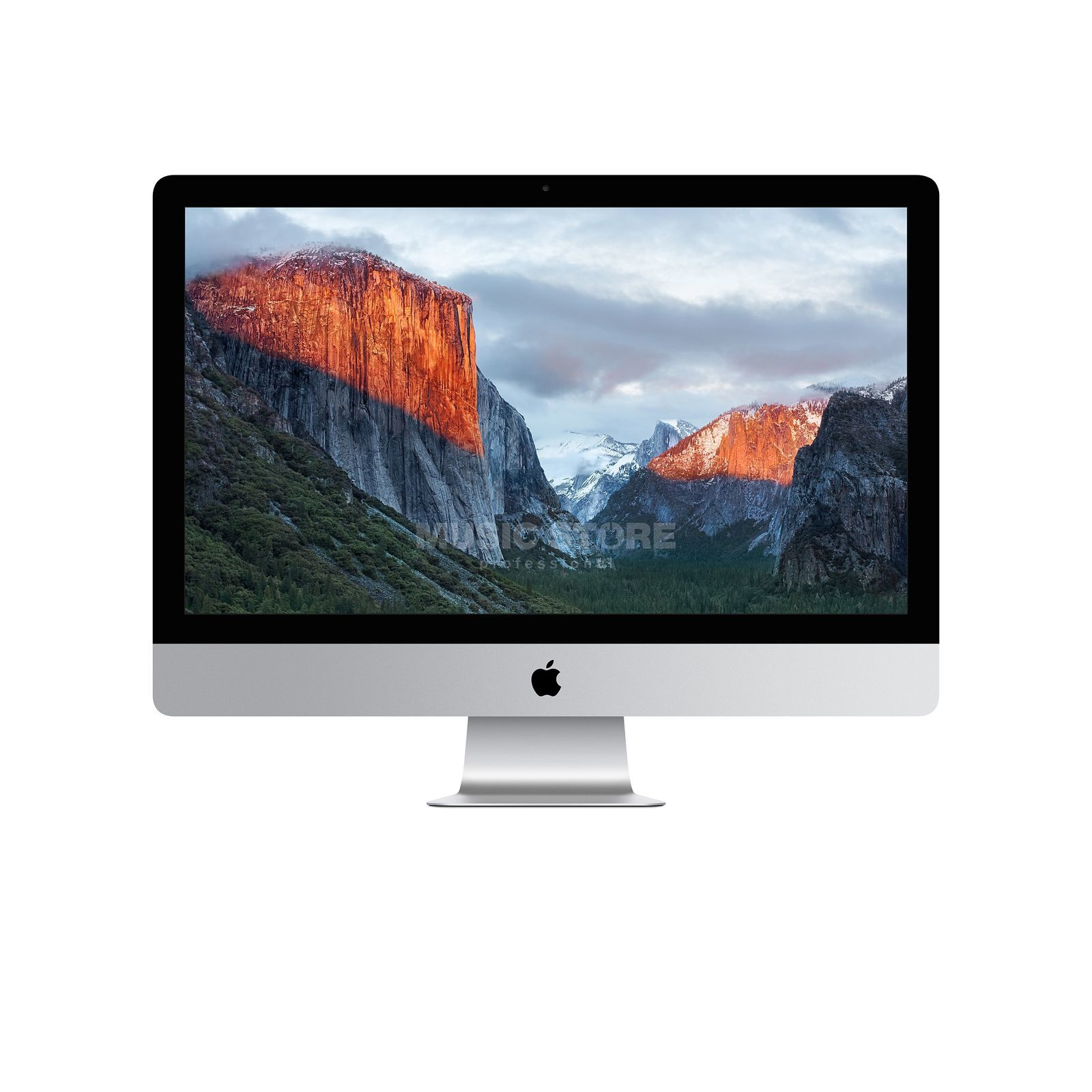 "Apple iMac 27"" 5K 3,2 GHz i5 Int. 8GB RAM, 1TB, AMD Radeon R9 Produktbild"