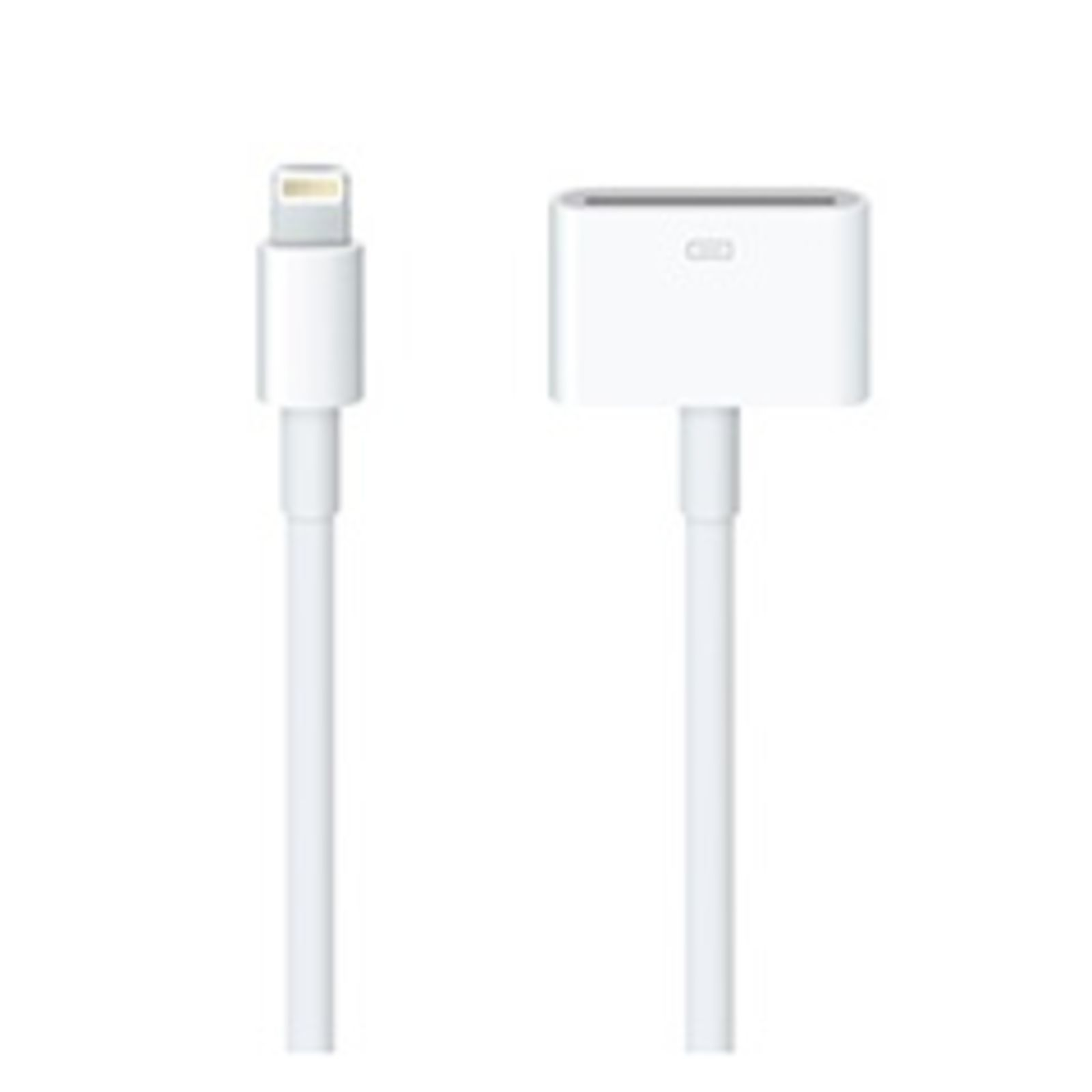 Apple Lightning auf 30-pin Adapter 0,2m Produktbild
