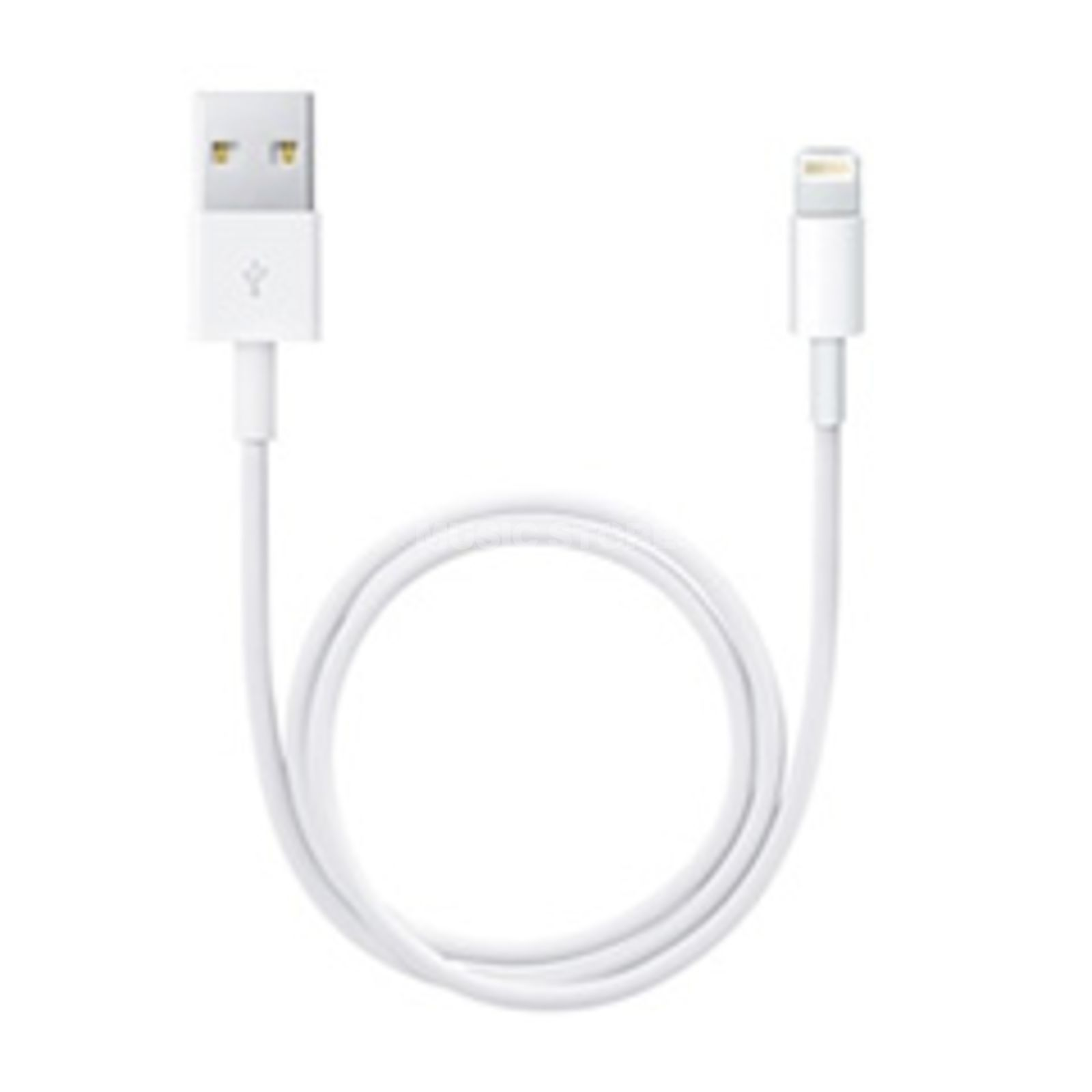 Apple Lightning auf USB Cable 0,5m  Produktbild