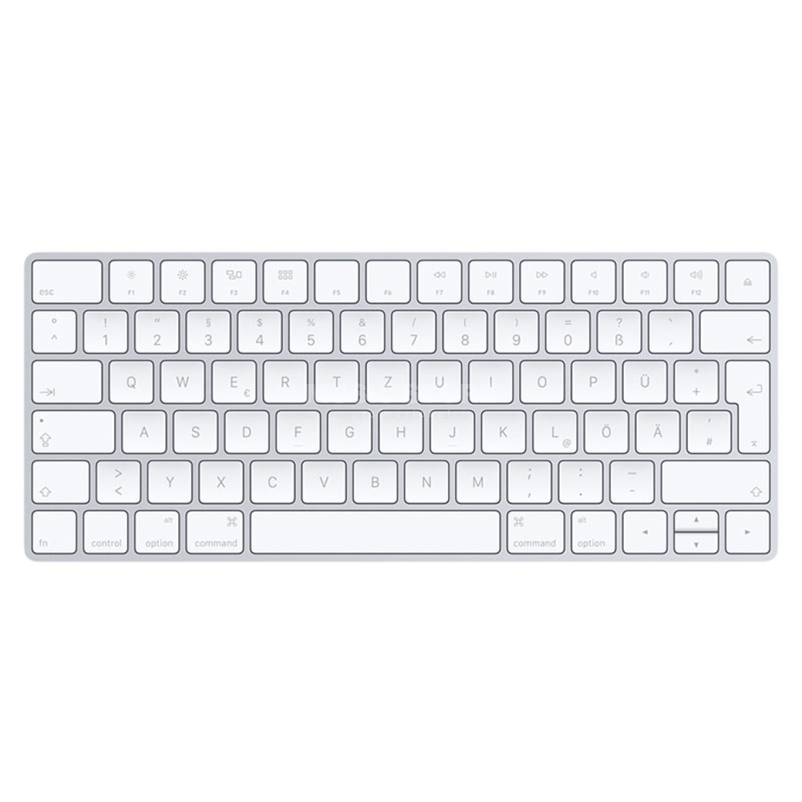 Apple Magic Keyboard deutsche Tastatur Produktbillede
