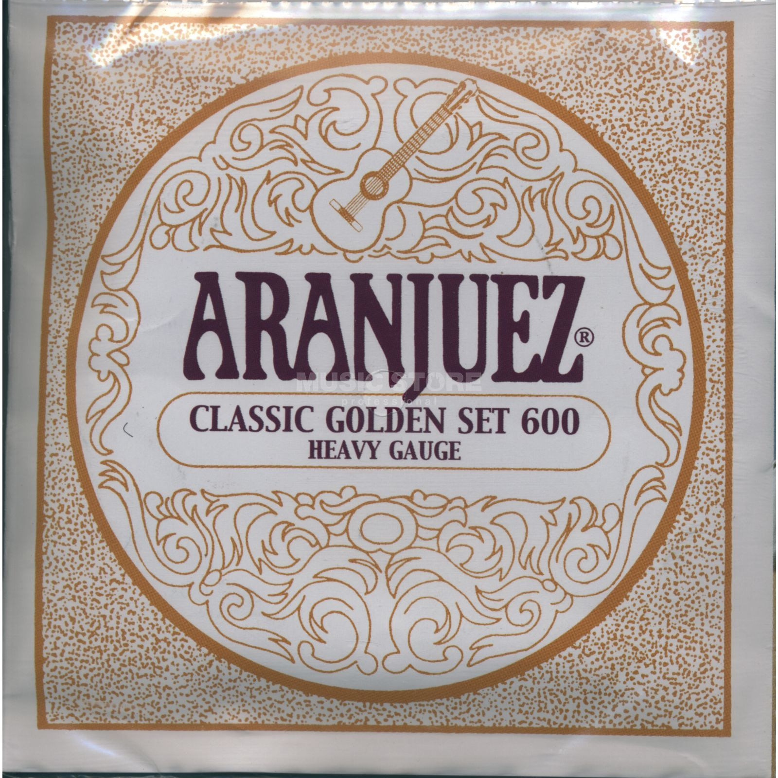 Aranjuez K-Git.Saiten Classic Gold High Tension Produktbild