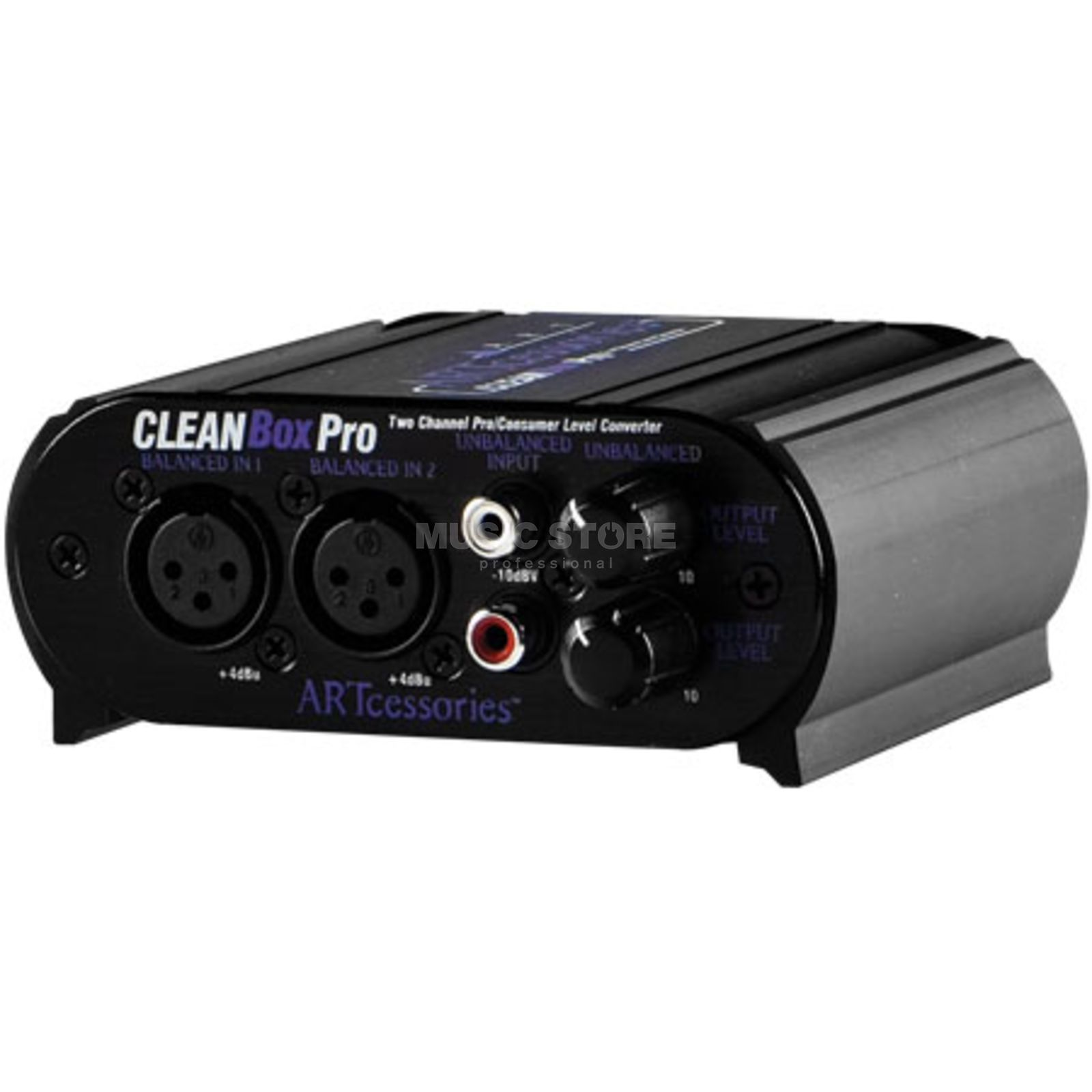 ART Applied Research & Technology CLEANBox Pro Dual Channel Level Converter Produktbillede