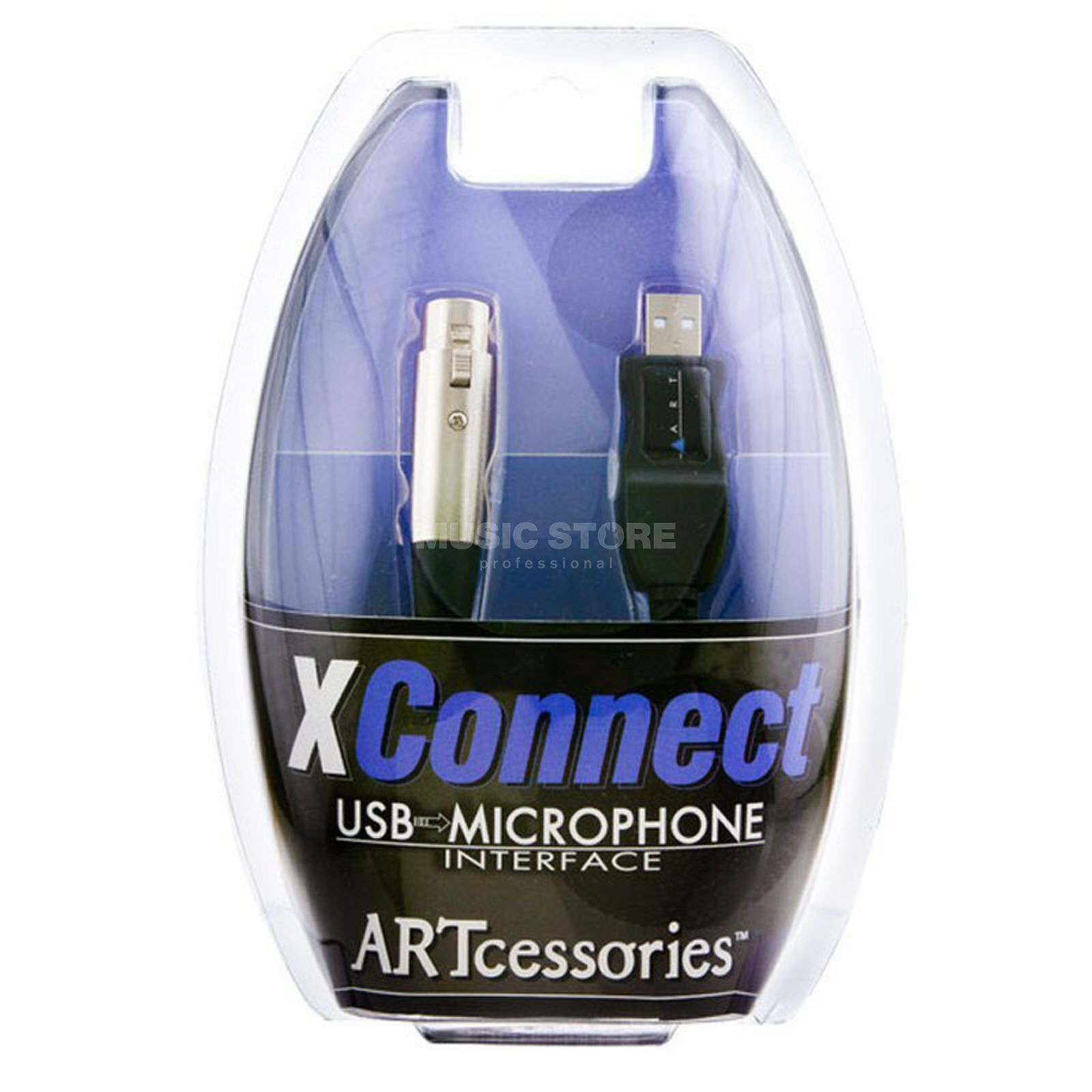 ART Applied Research & Technology XConnect USB to Microphone Cable Produktbillede
