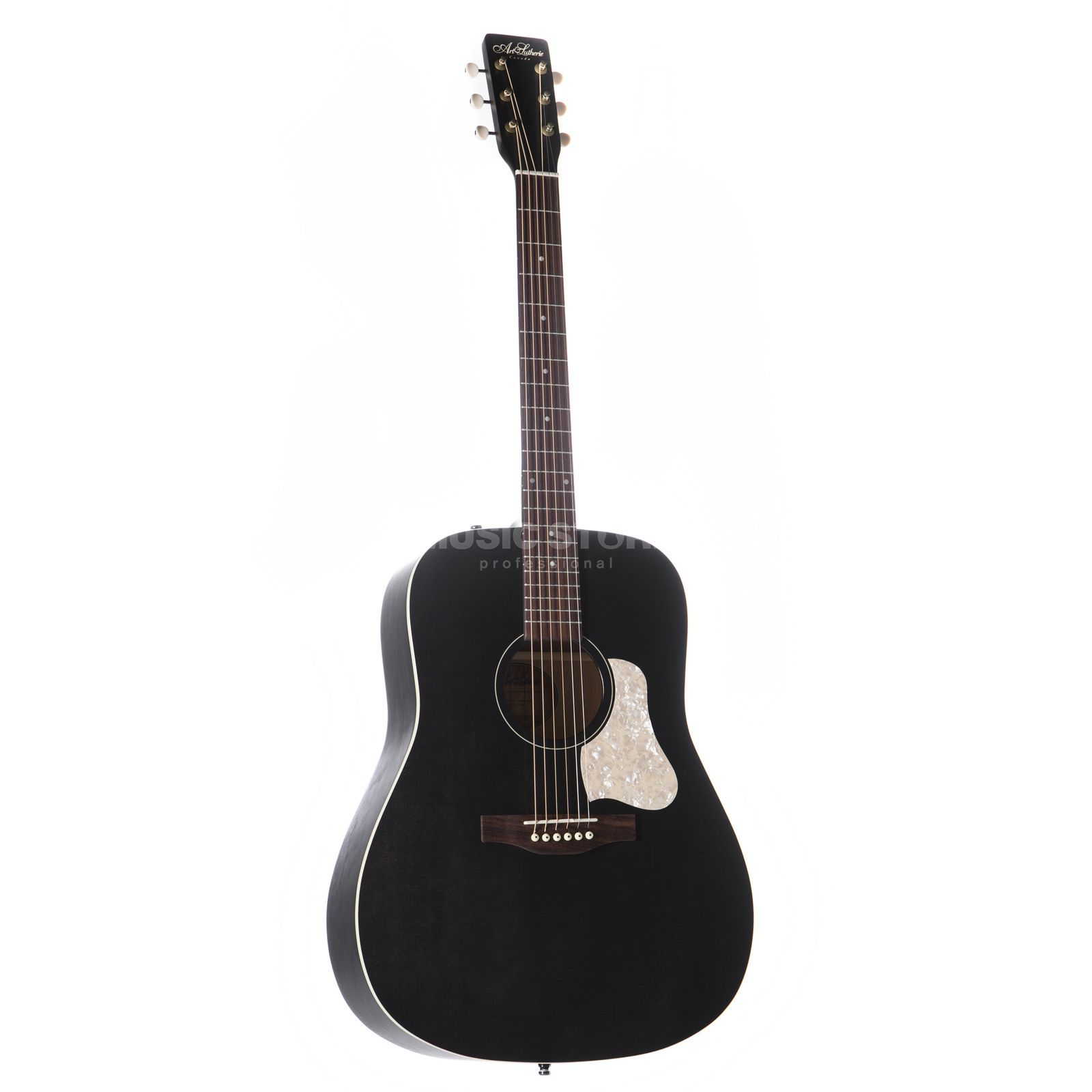 Art Lutherie Americana Faded Black Productafbeelding