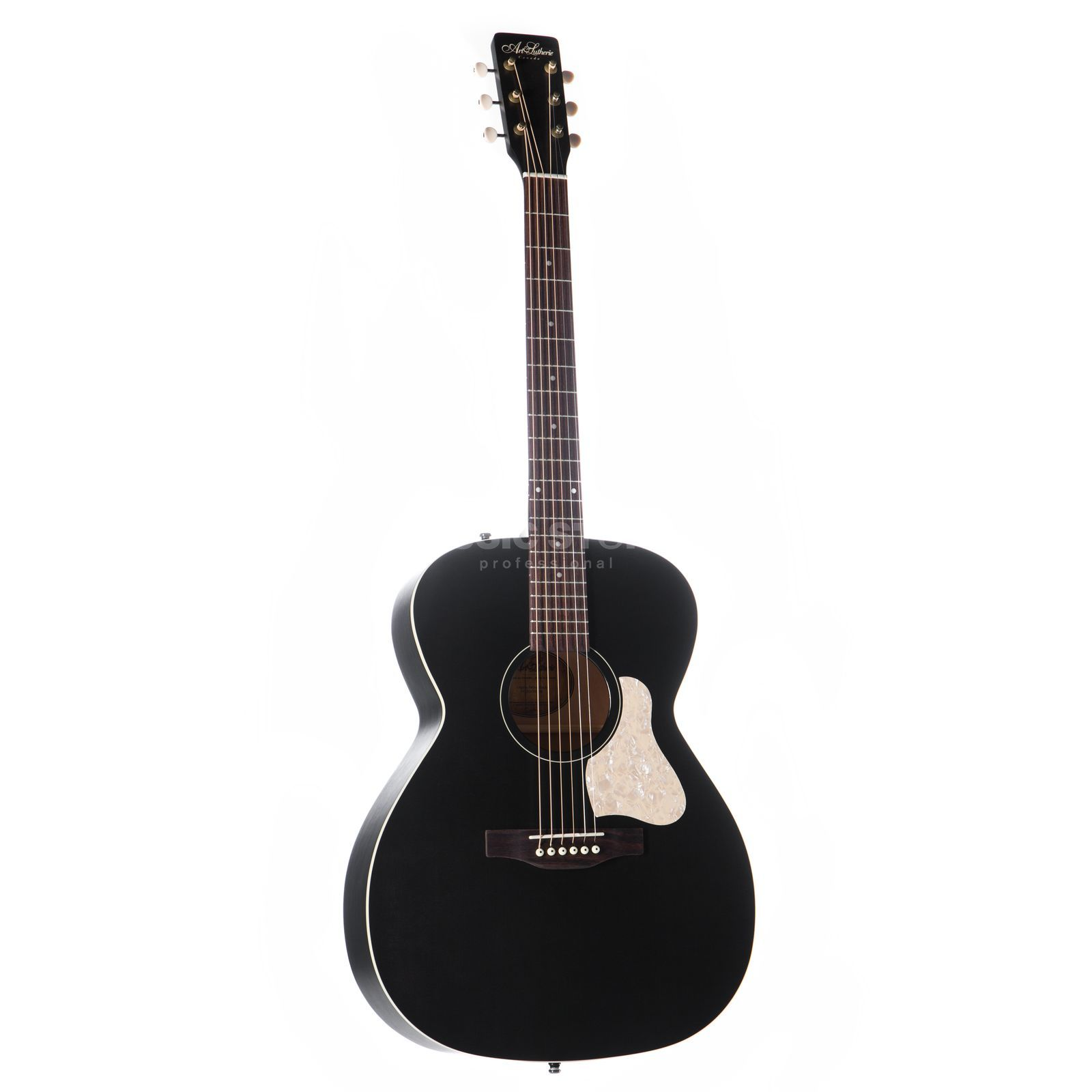 Art Lutherie Legacy Faded Black Image du produit