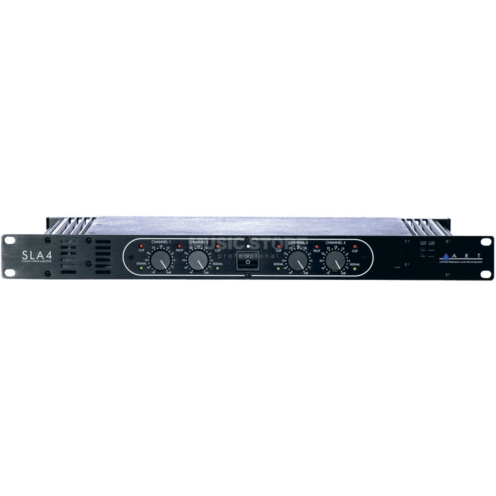 ART SLA-4 Four Channel Power Amplifier Produktbillede