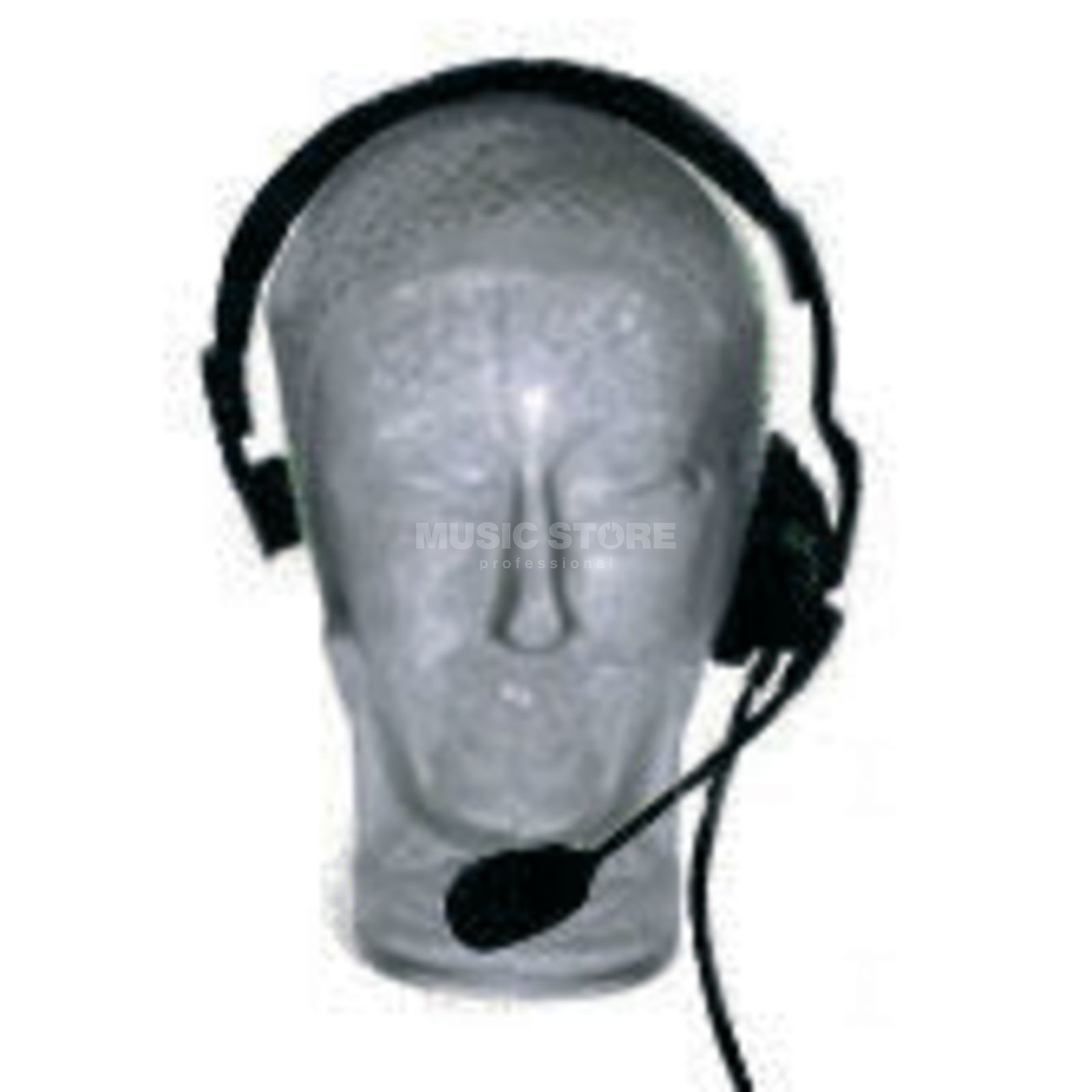 ASL HS-1/D One-Sided Headset with Dynamic Microphone Produktbillede