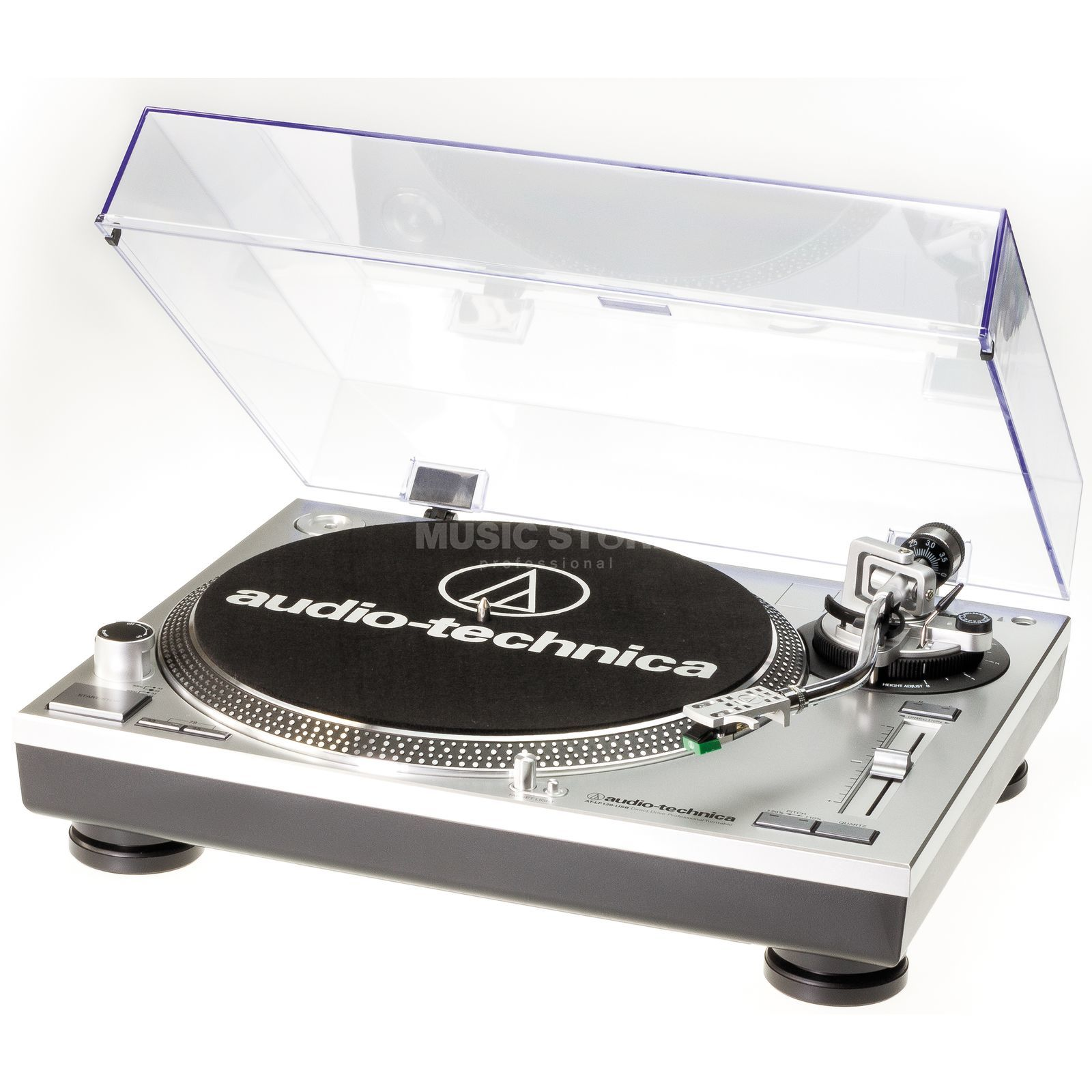Audio-Technica AT-LP120USBHC Turntable, Direktantrieb, USB Produktbild