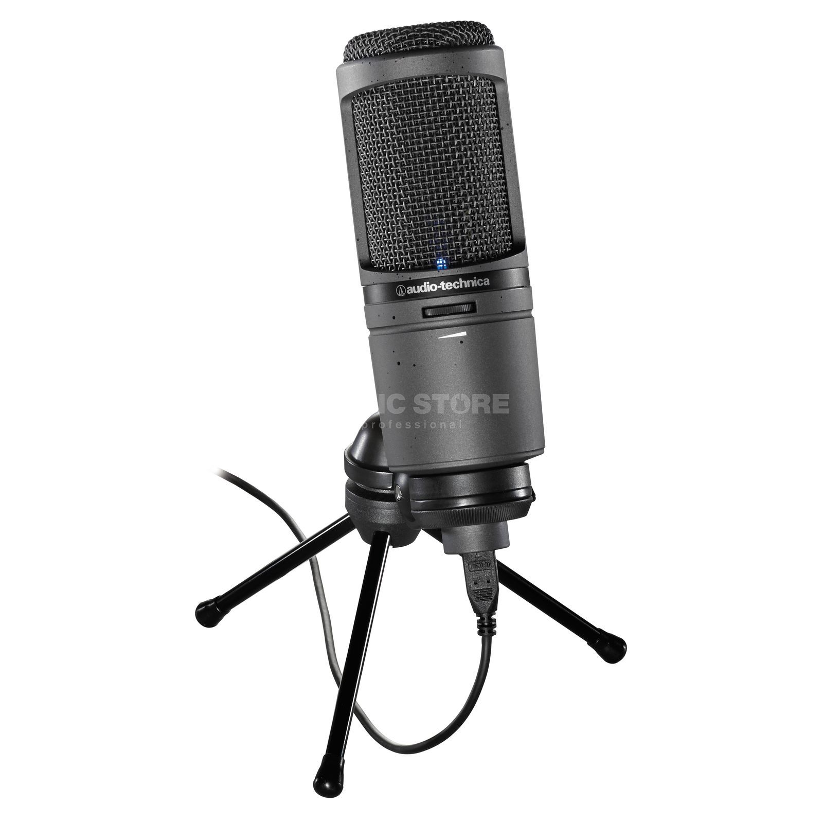 Audio-Technica AT2020 USBi USB Kondensatormikrofon Produktbild