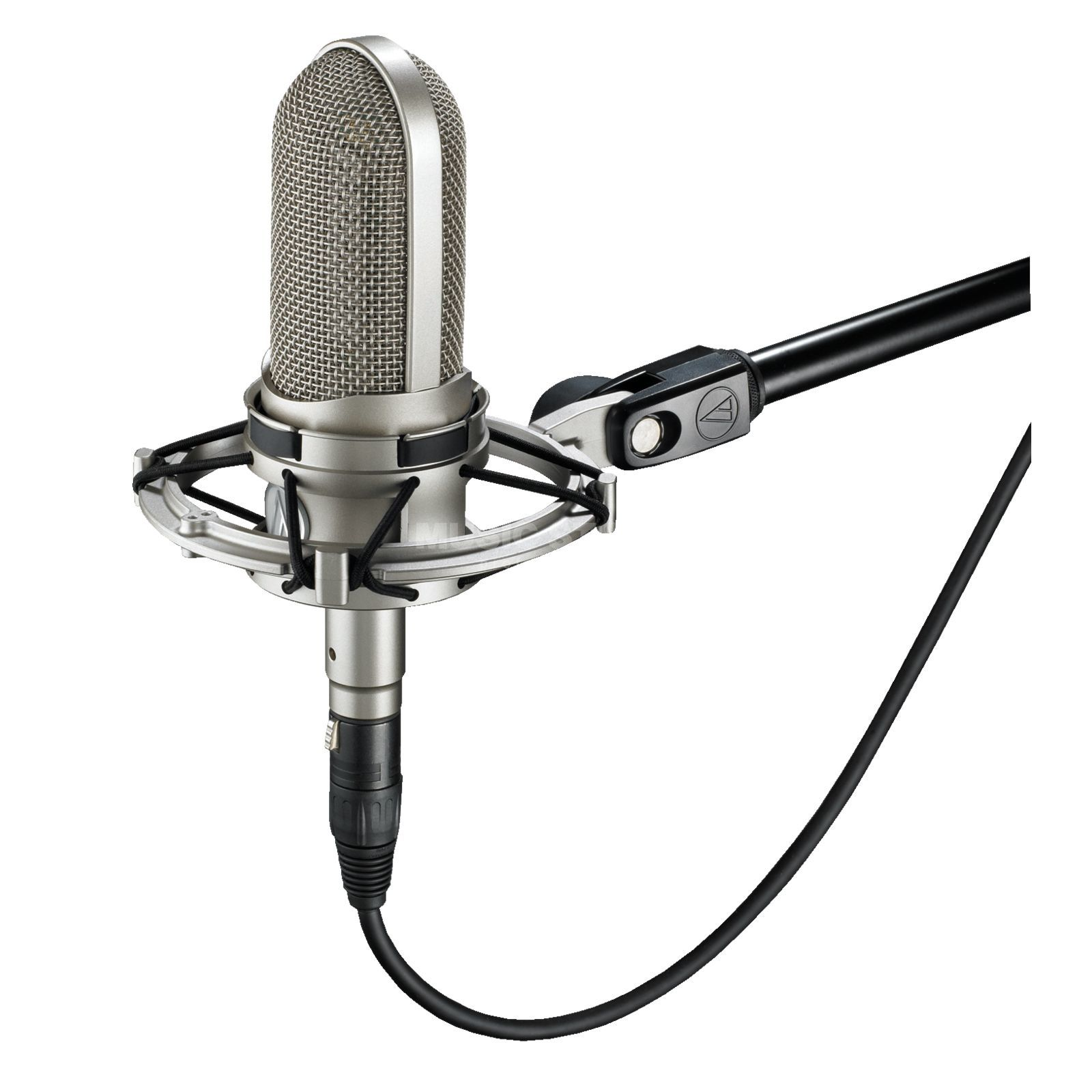 Audio-Technica AT4080 Active Ribbon Microphone Produktbillede