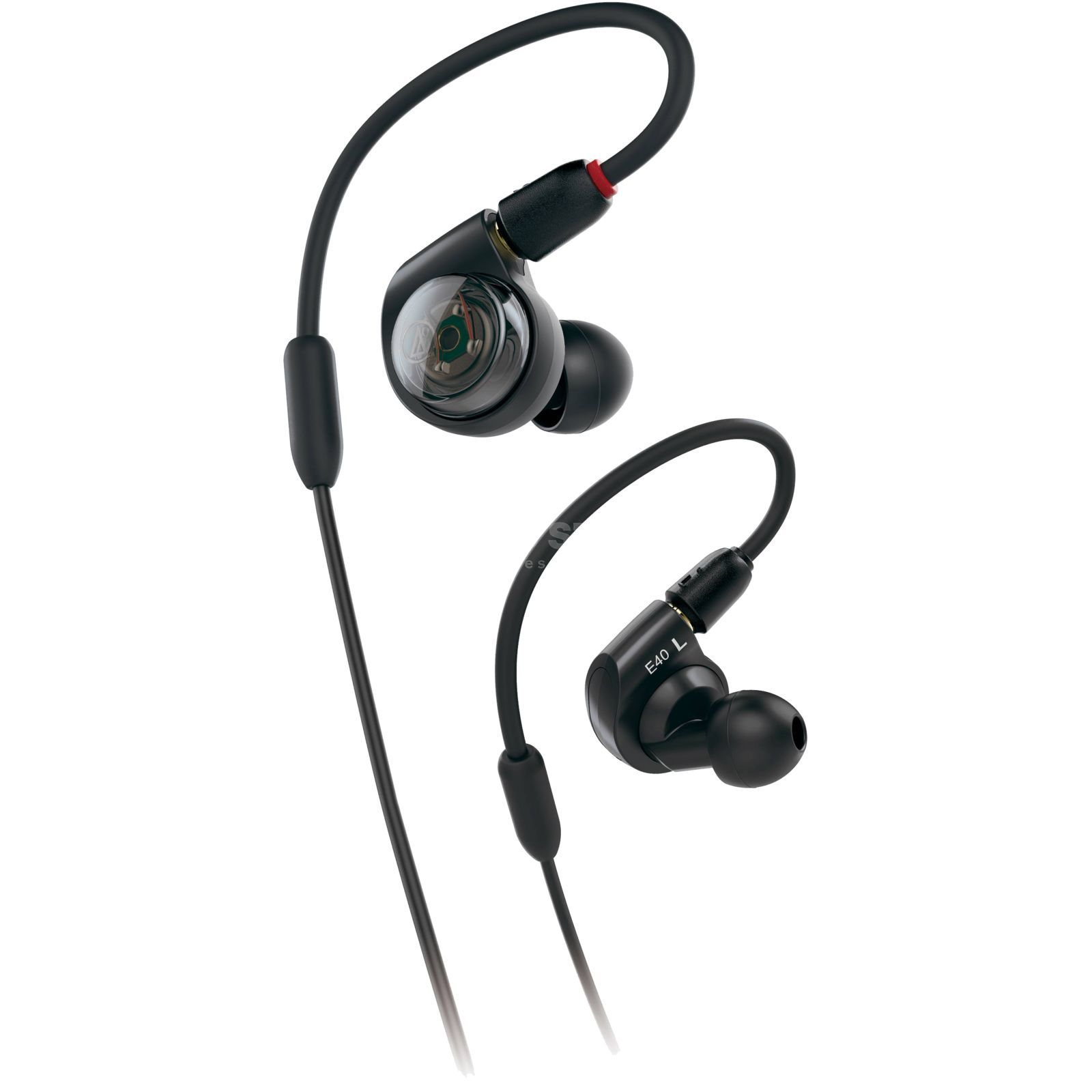 Audio-Technica ATH-E40 In-ear Headphones Produktbillede