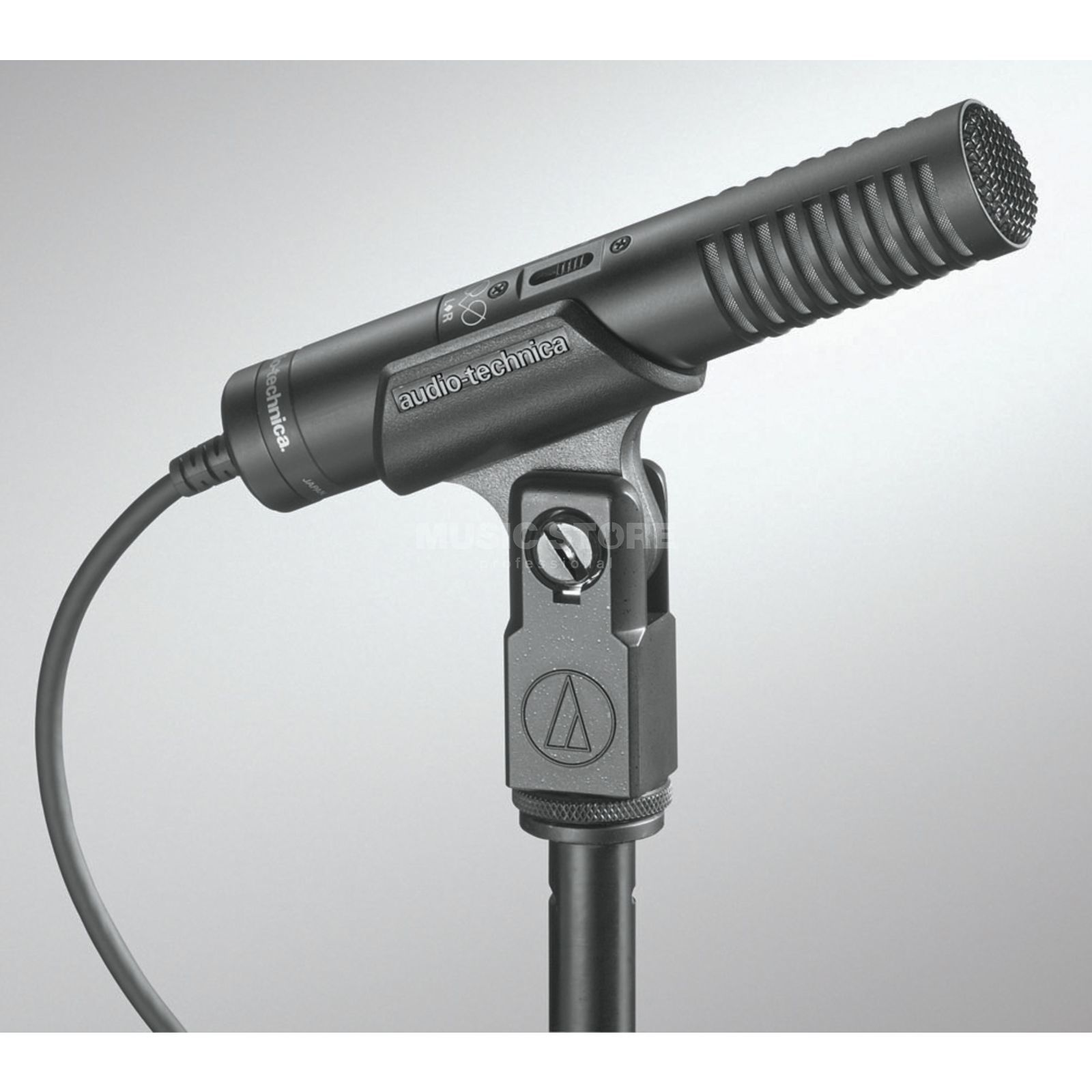 Audio-Technica PRO 24-CMF  Camcorder Microphone Produktbillede