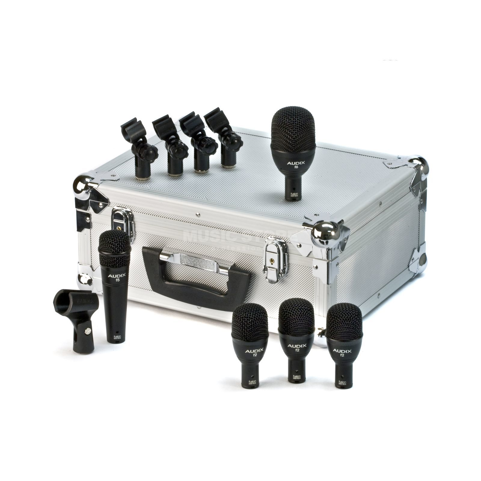 Audix FP5 5-Piece Fusion Drum Microphone Package Produktbillede