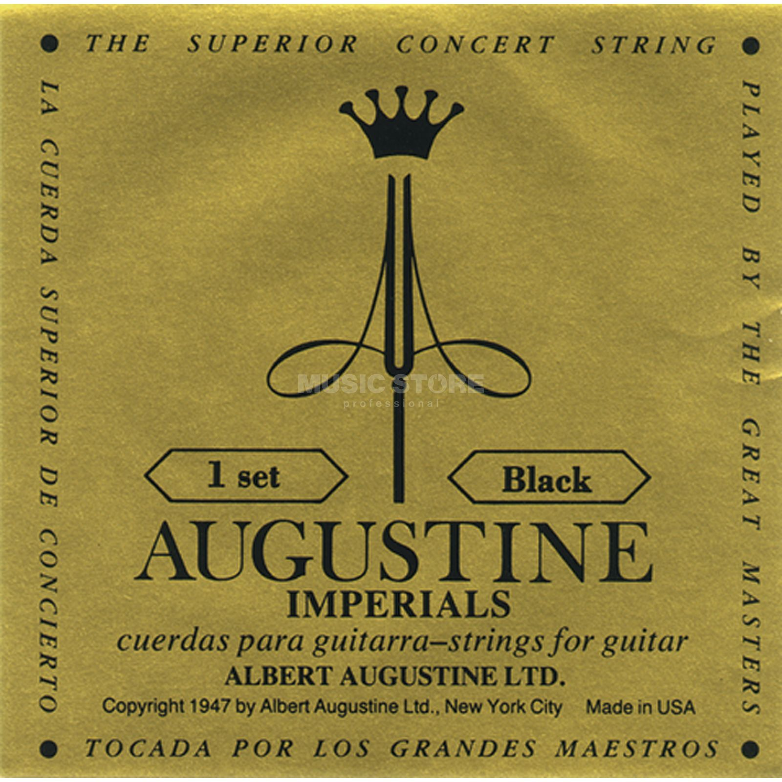 Augustine Classic Imperial Black Light Tension Produktbild