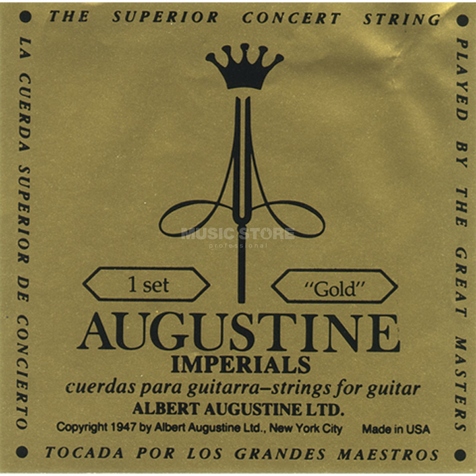 Augustine Classic Imperial Gold Light Tension Produktbillede