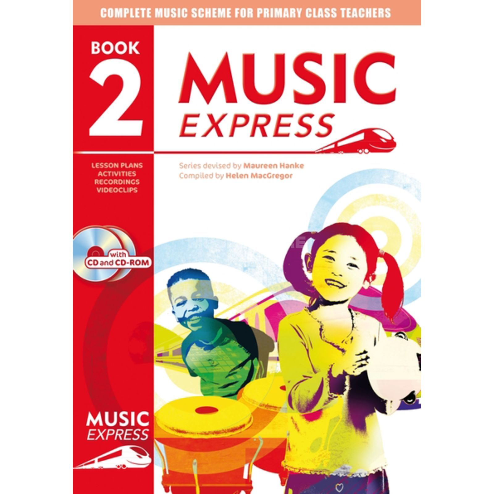 A&C Black Music Express: Year 2 Book, CD/CD-Rom Produktbild