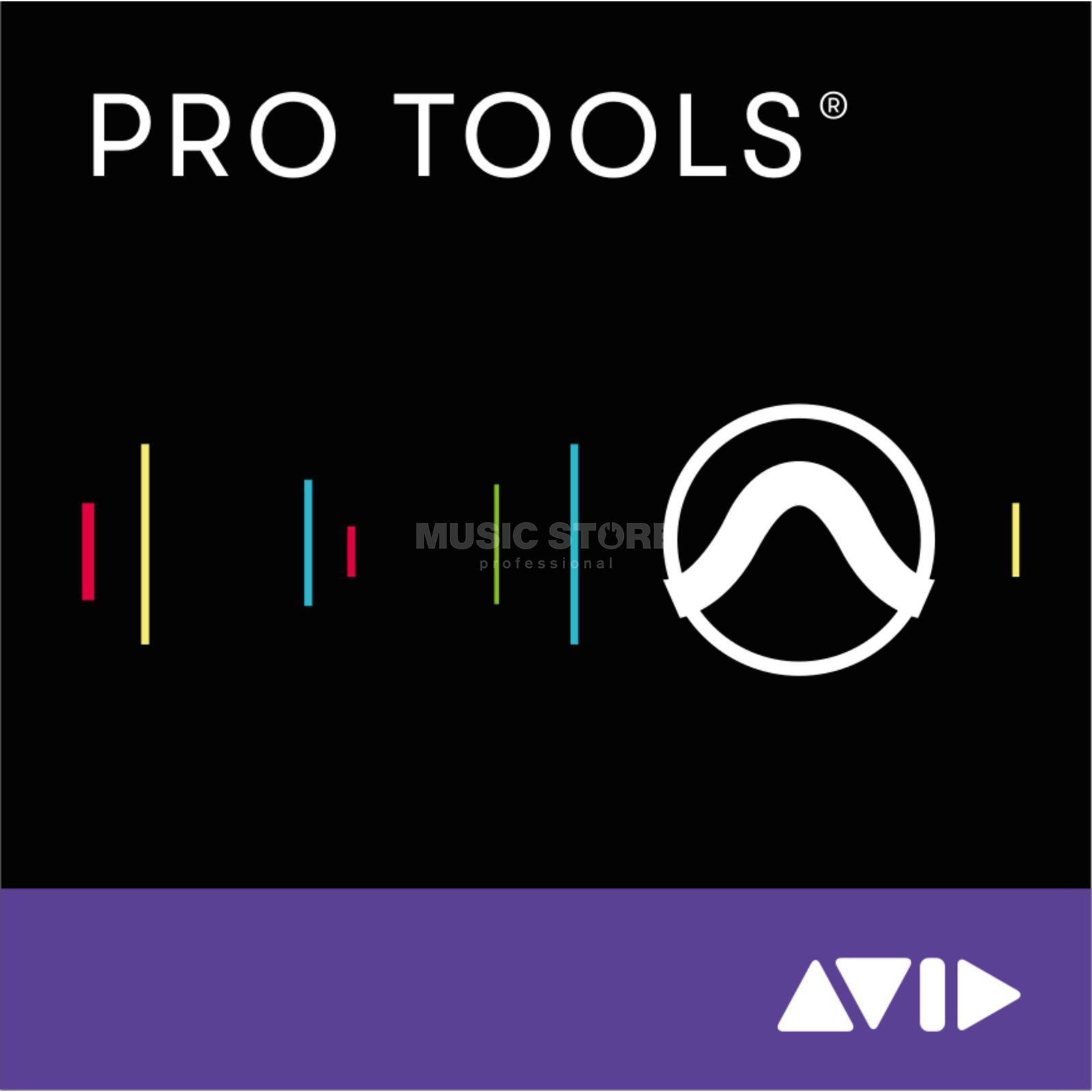 Avid Pro Tools Dauerlizenz mit Upgrade & Support EDU Student/Teacher Produktbild