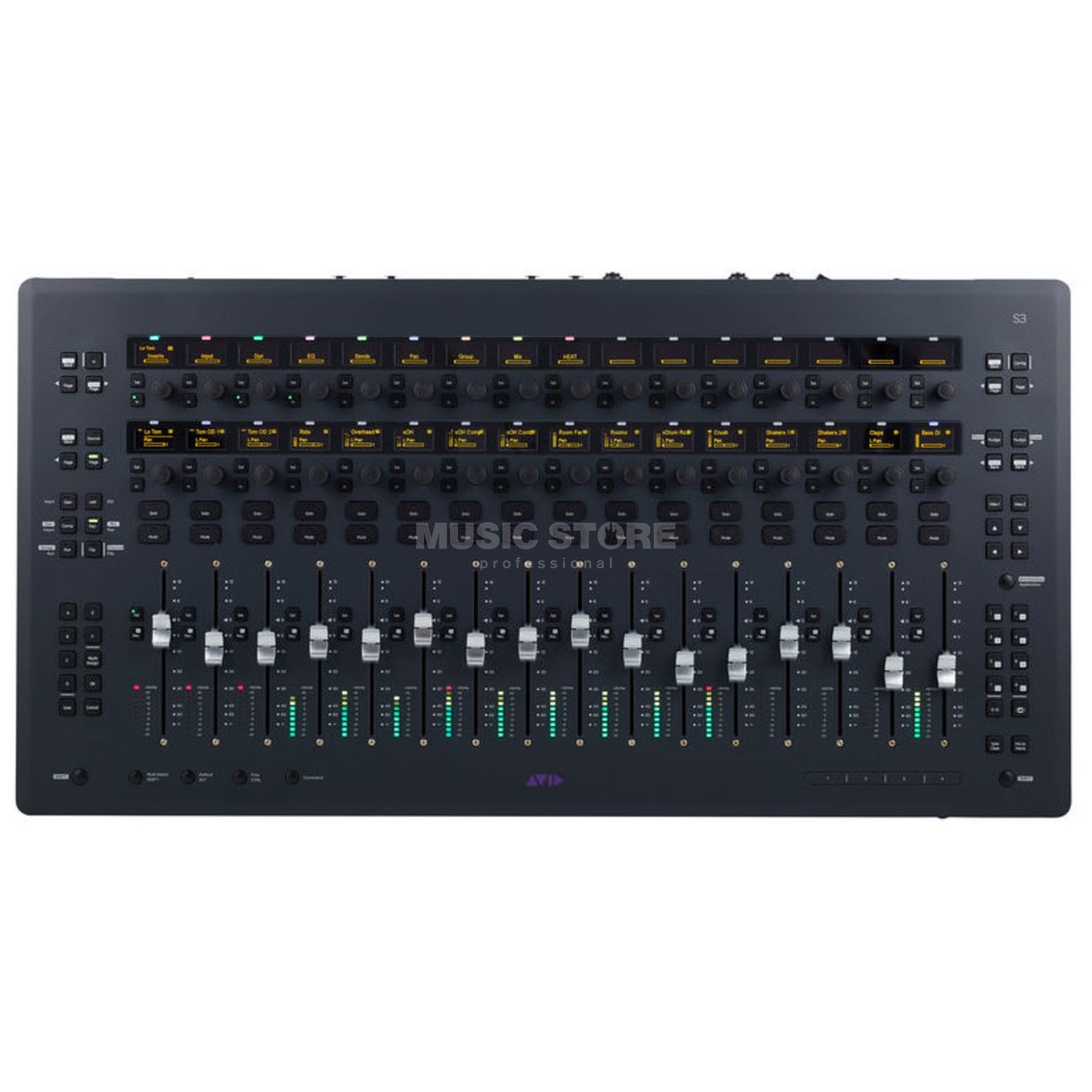 Avid Pro Tools S3 Control Surface  Produktbillede
