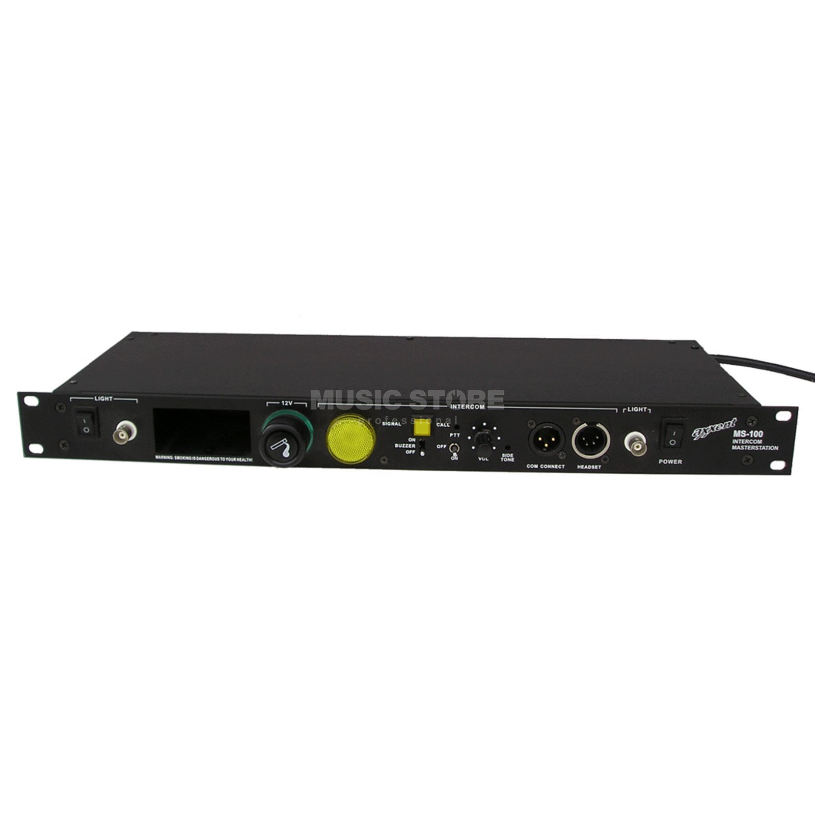 "axxent MS-100 19"" Master Station 1-Channel Master Station Produktbillede"