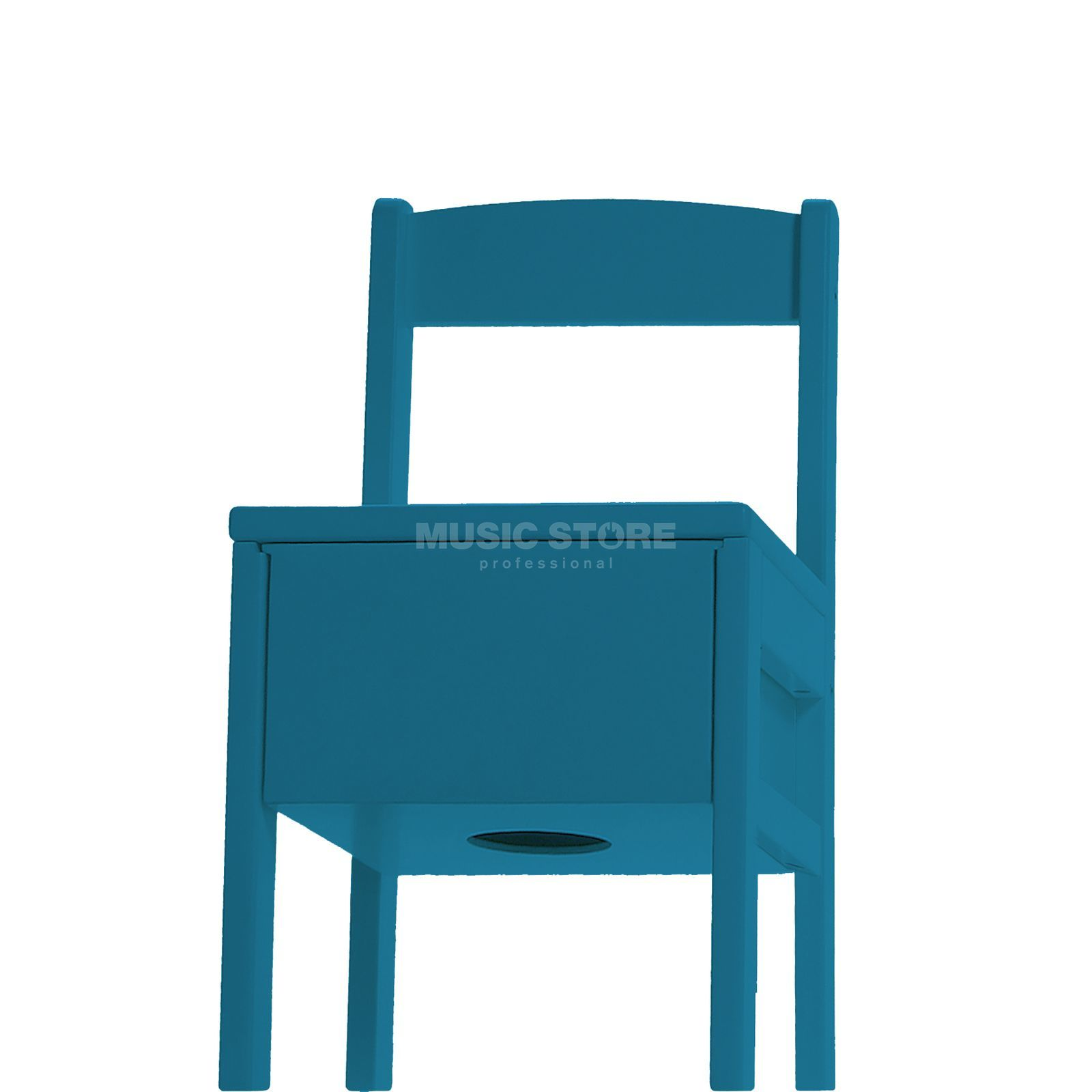 Baff Children Drumming Stool S, blue Product Image
