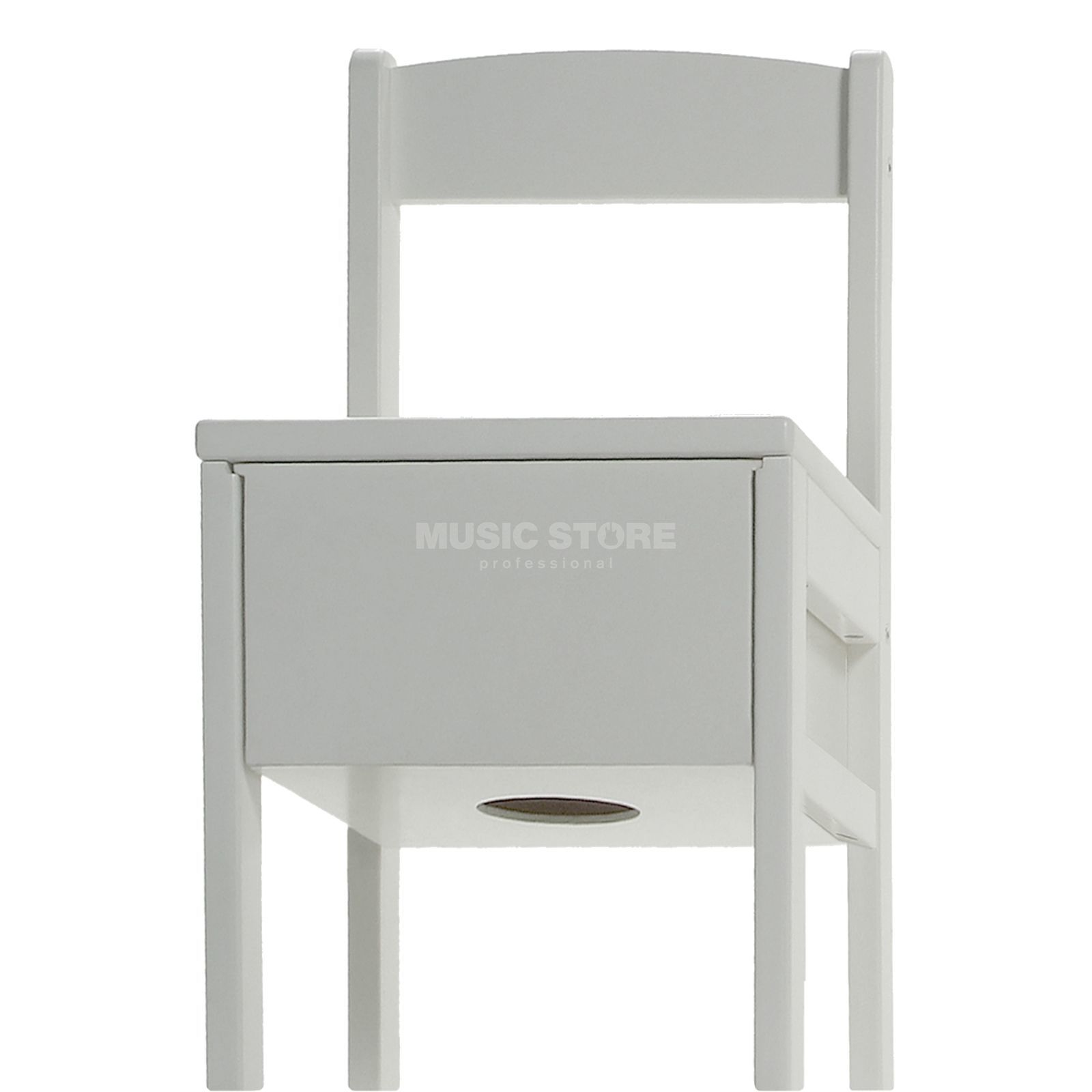 Baff Children Drumming Stool S, white Produktbillede