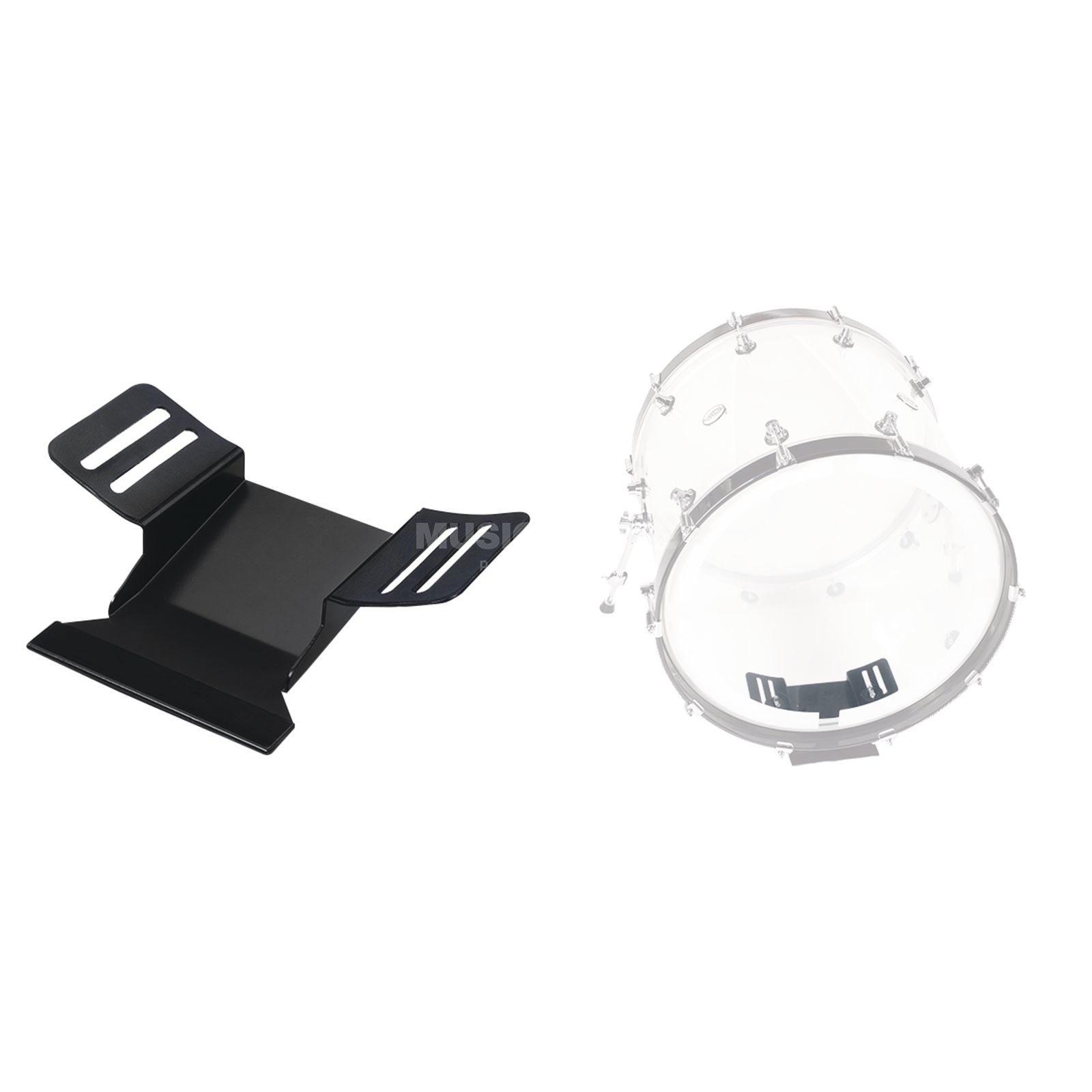 "Bass Plate Bass Pedal Docking Plate for 22"" Imagen del producto"