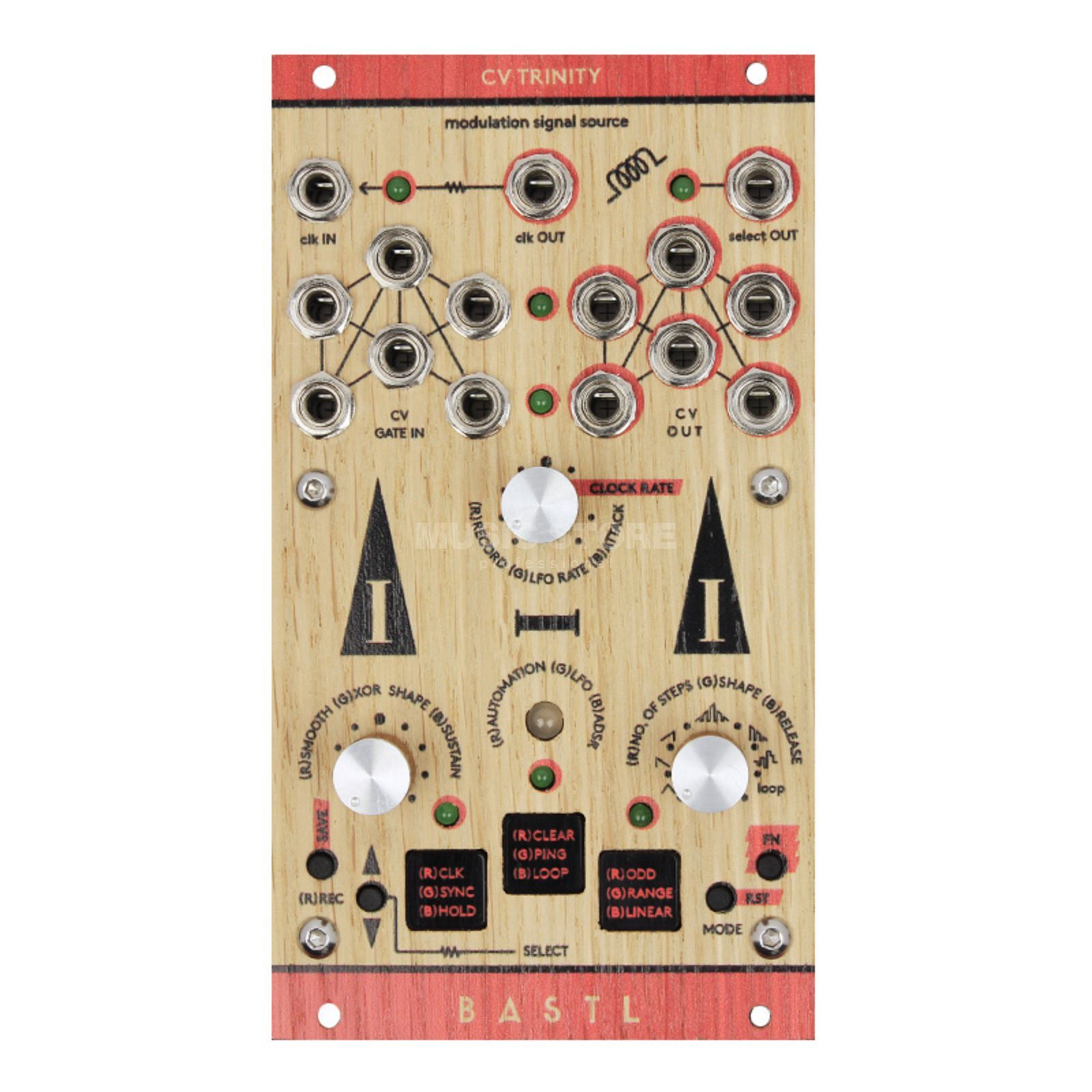 Bastl Instruments cv trinity modulation signal source Product Image
