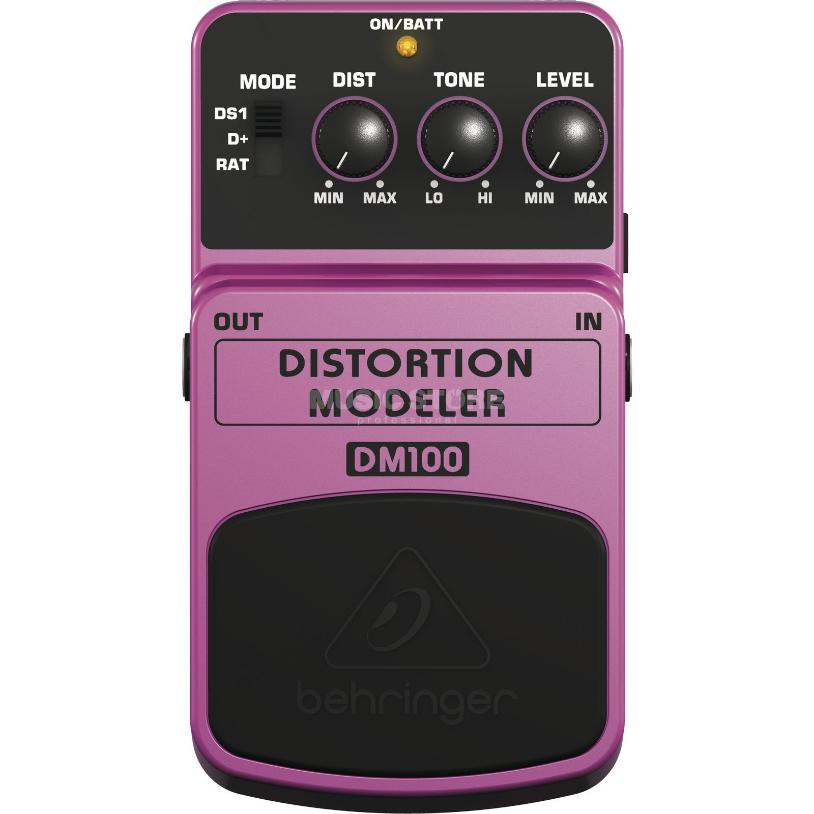 Behringer DM100 Distortion Mod Produktbild