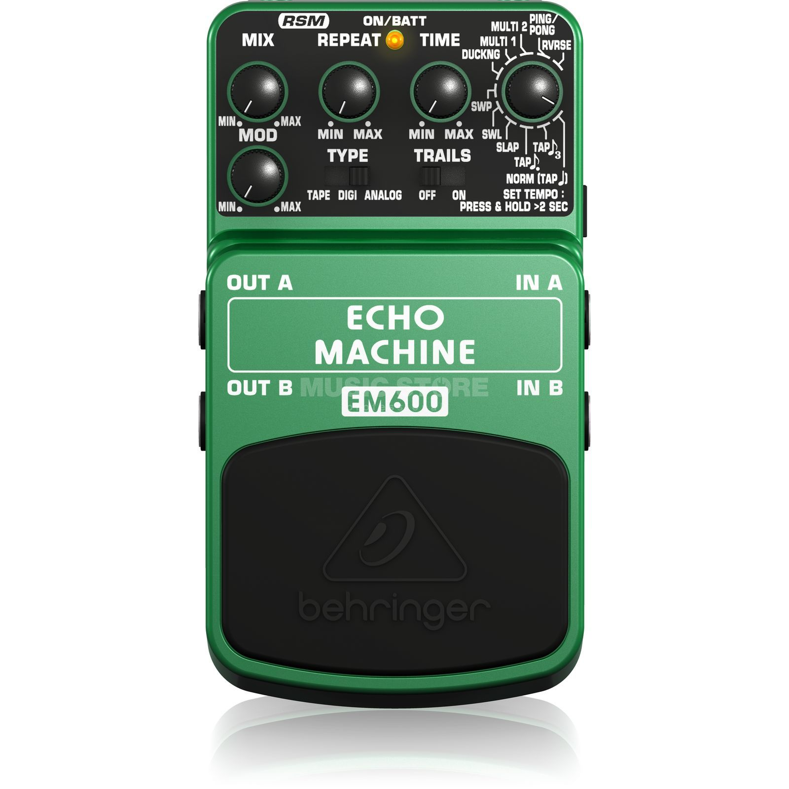 echo machine