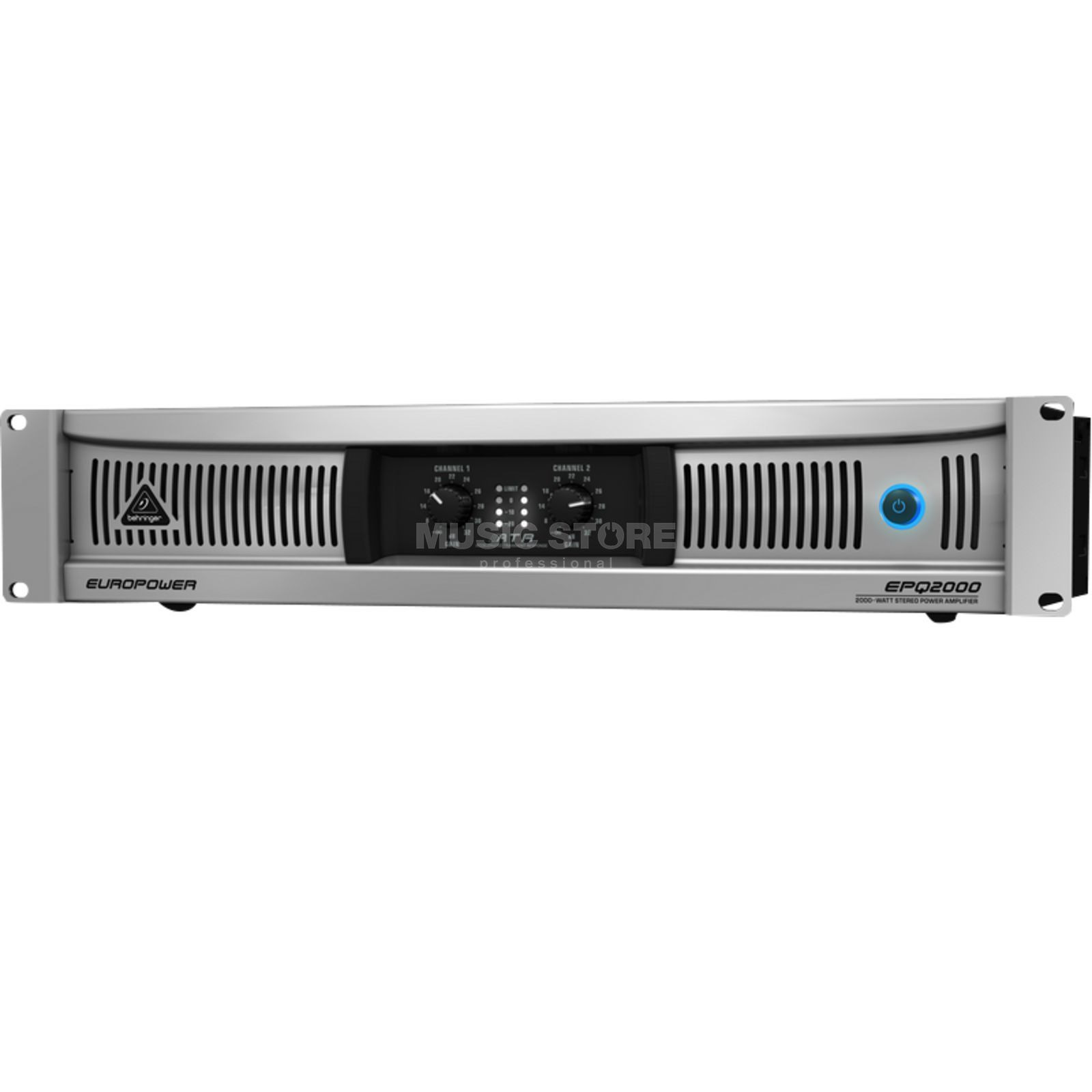 Behringer Europower EPQ2000 2000-Watt Power Amplifier Produktbillede
