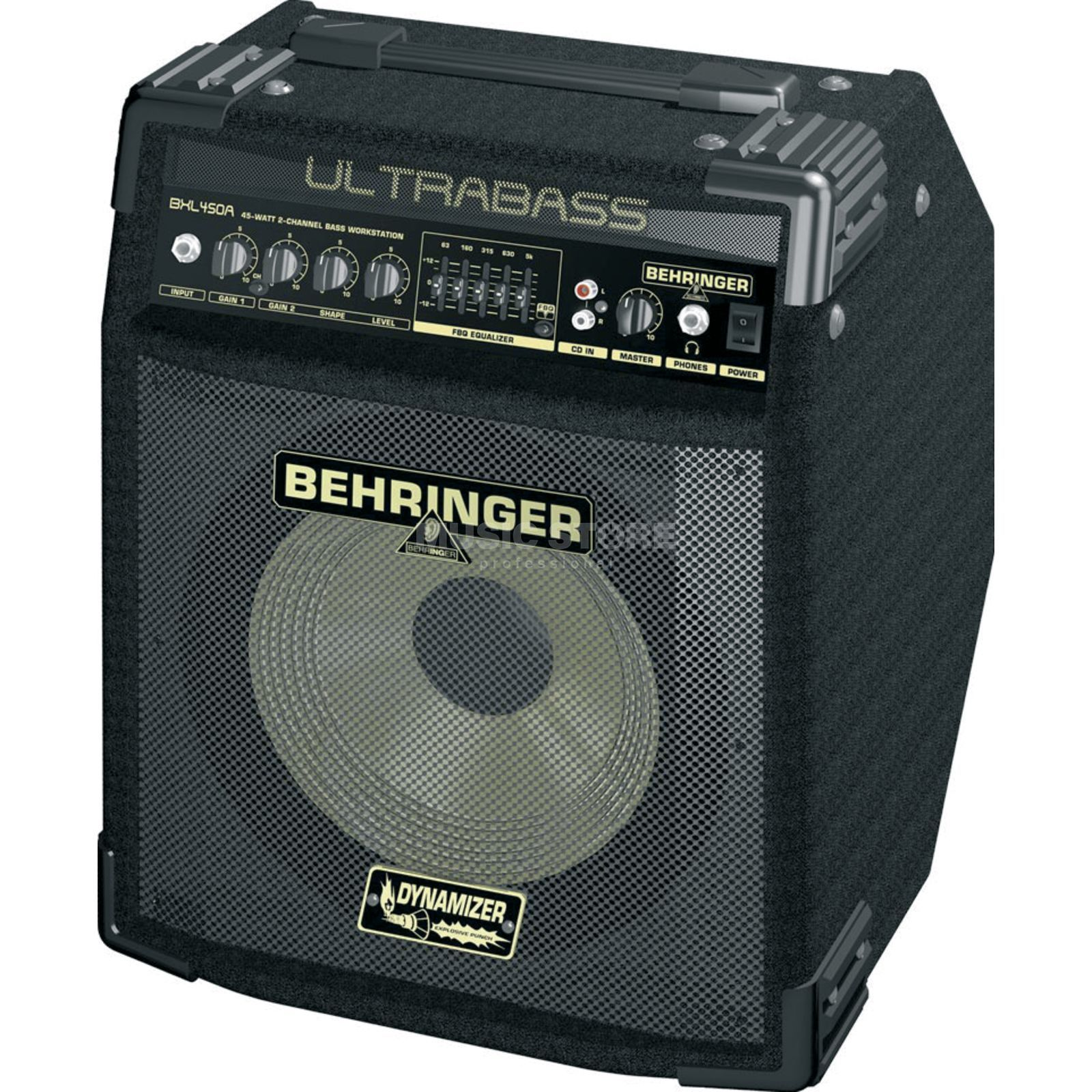 Behringer Ultrabass BXL 450 A Combo  Product Image