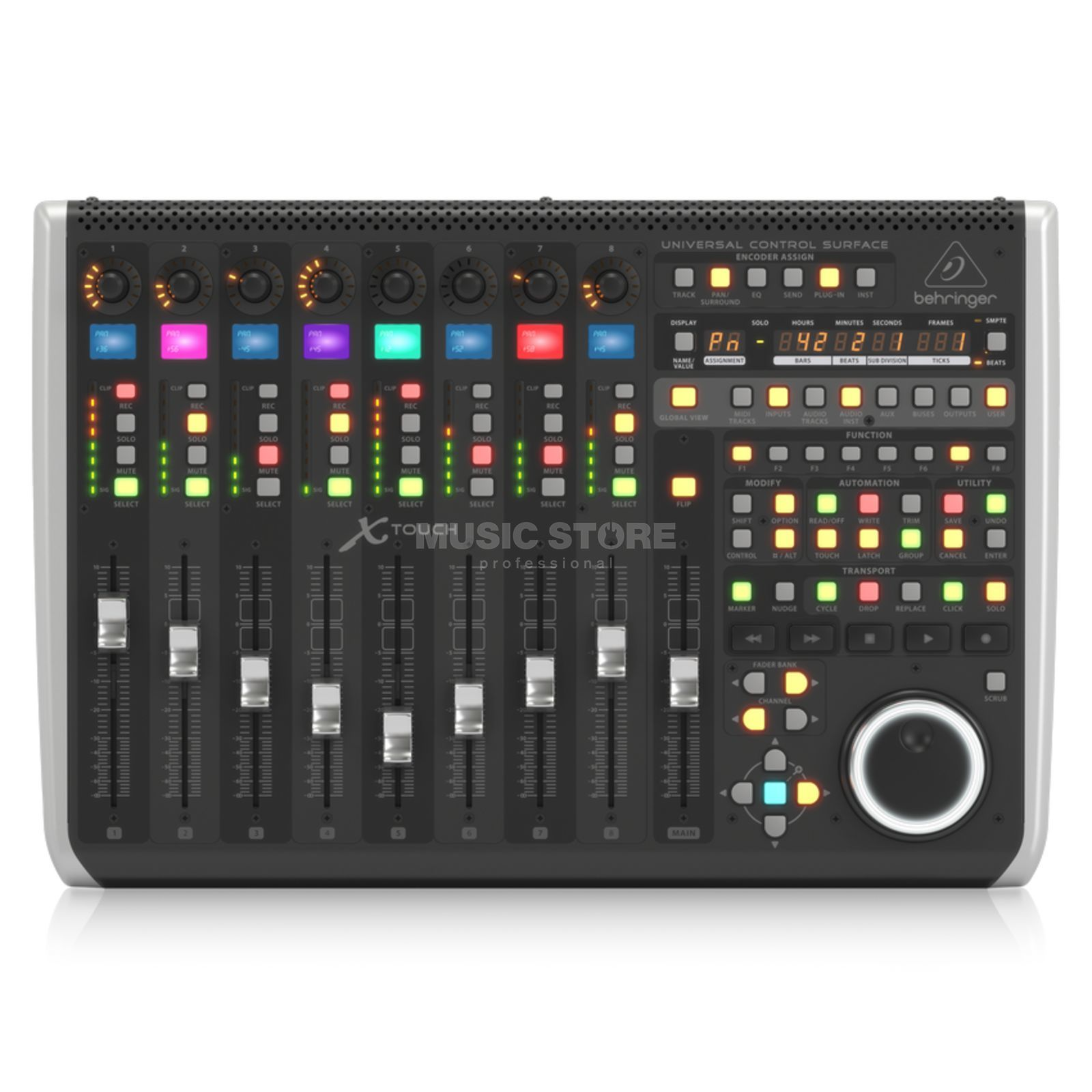 Behringer X Touch USB - DAW Controller Product Image