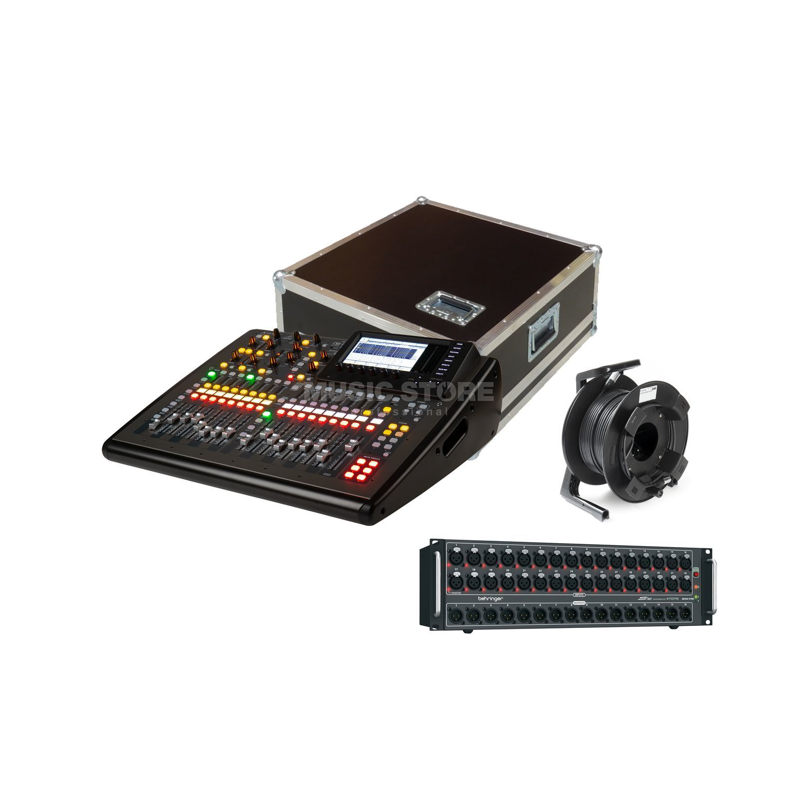 Behringer X32 Producer - Set Produktbild