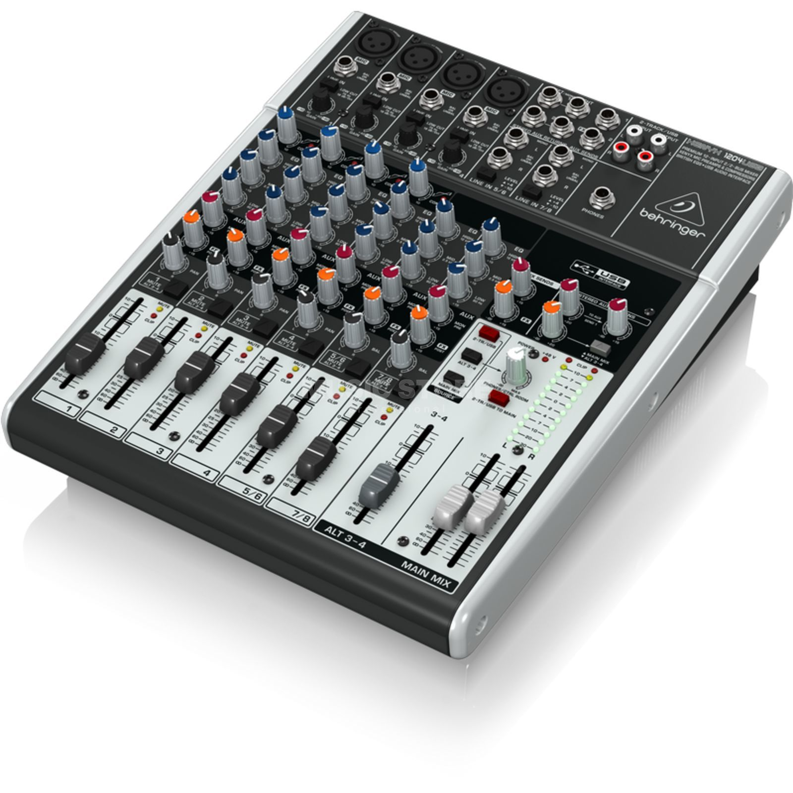 Behringer XENYX 1204USB  Productafbeelding