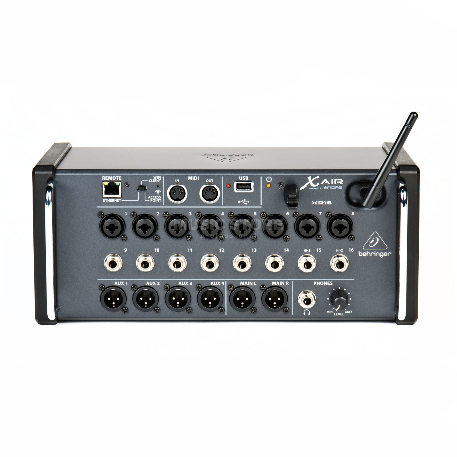 Behringer XR16 X-Air Stagebox mit IPad Steuerung Product Image