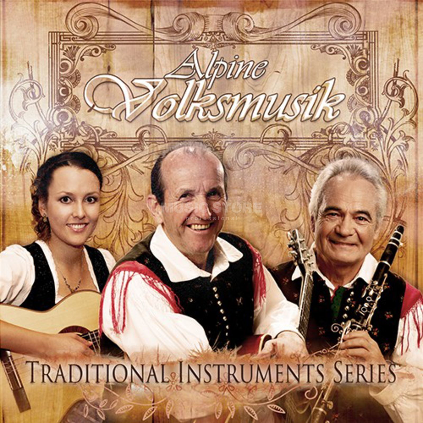 Best Service Alpine Volksmusik (boxed) Software Instrument Produktbillede