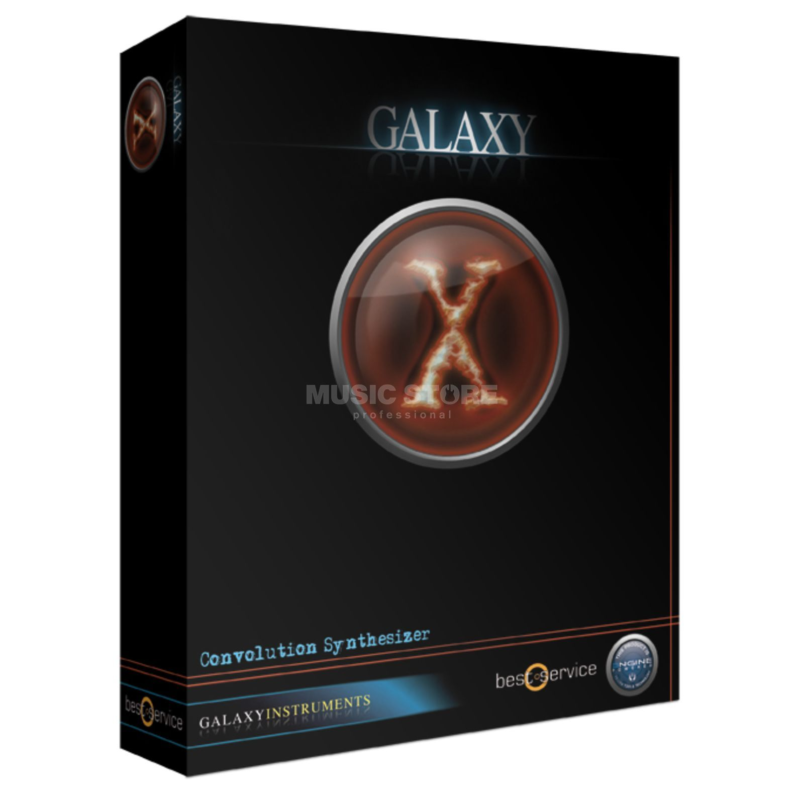 Best Service Galaxy X Convolution Synthesizer Produktbild