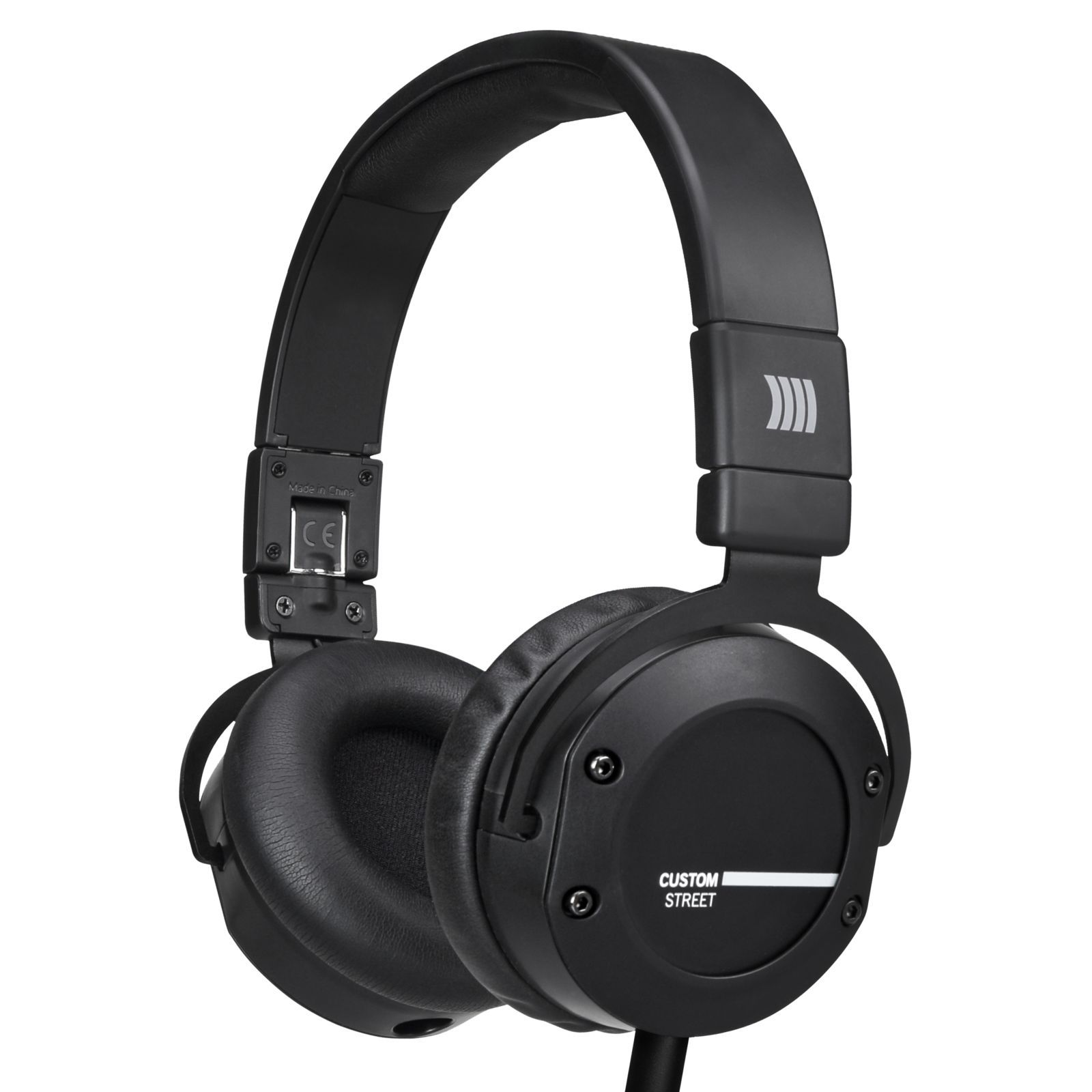 beyerdynamic Custom Street black Black, 32 Ohm Product Image