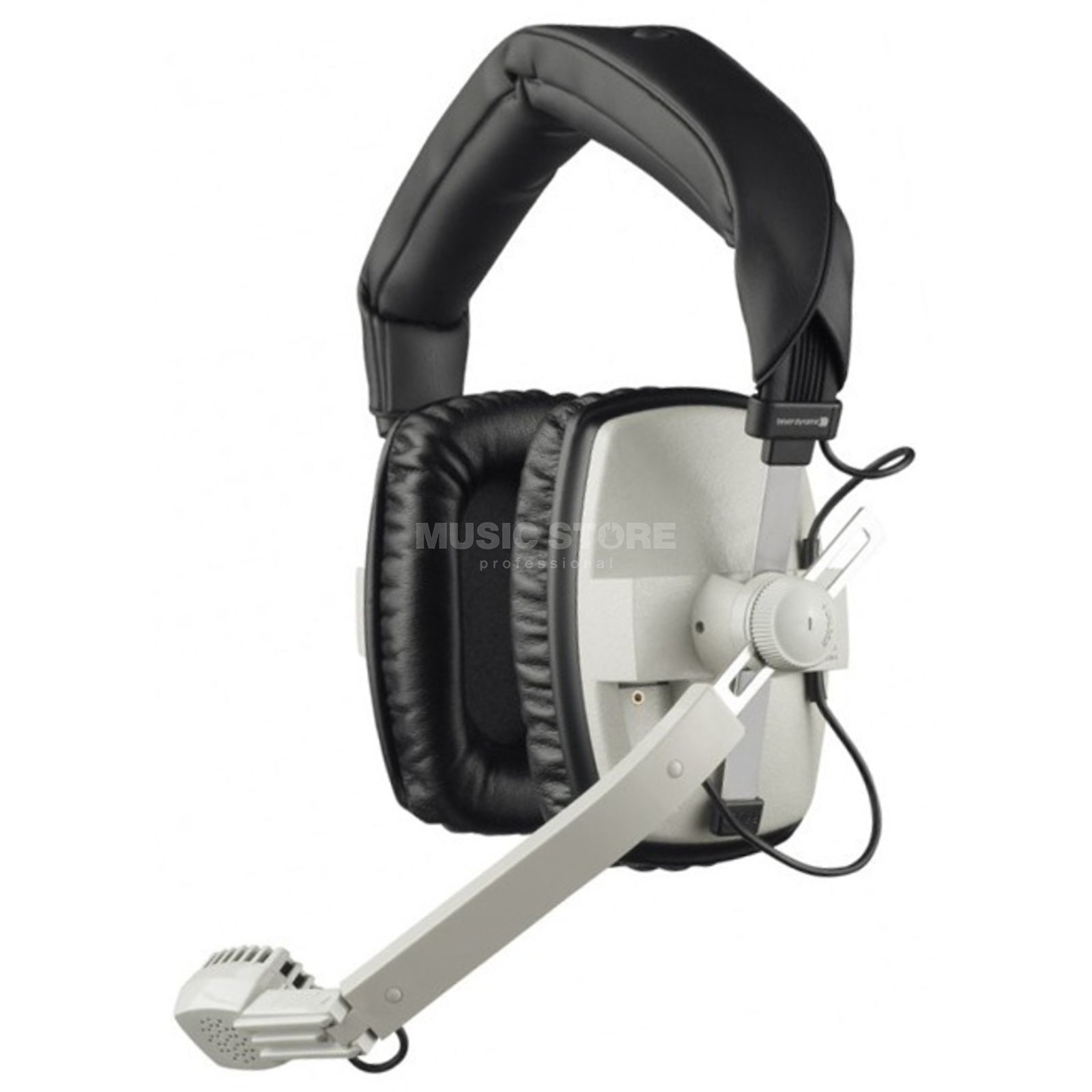 Beyerdynamic DT 108 Grey 200/50 Ohm Single-Sided Headset Mic Produktbillede