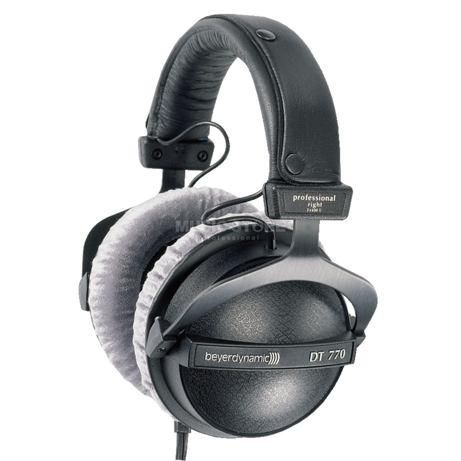 Beyerdynamic DT 770 LTD/80Ohm StudioHeadphones with Liwither Produktbillede