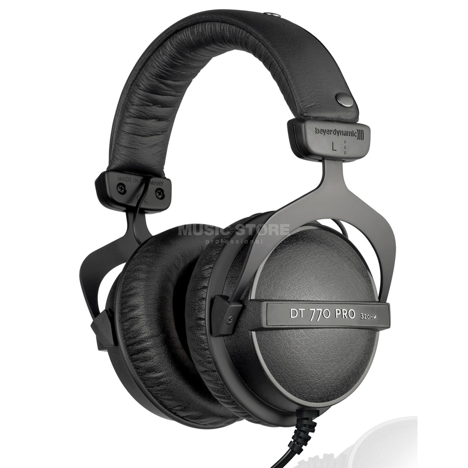 beyerdynamic dt 770 pro 32 ohm closed studio headphones. Black Bedroom Furniture Sets. Home Design Ideas